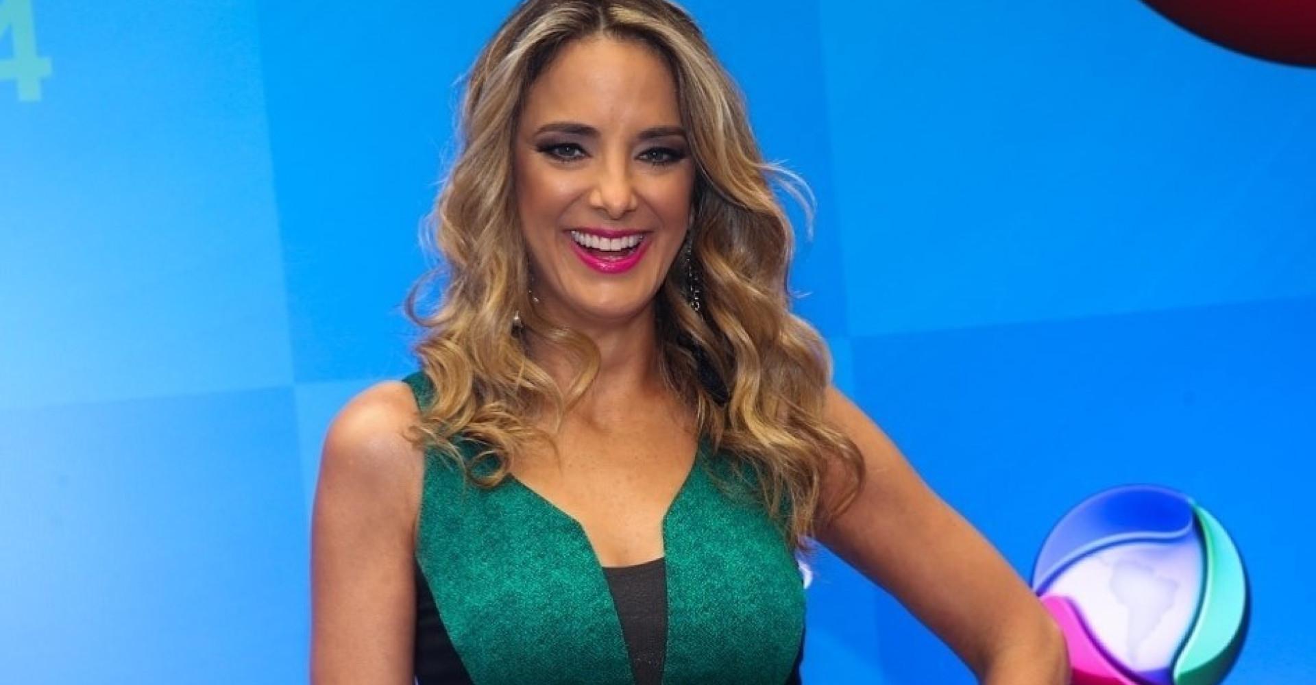 Ticiane Pinheiro comandará um novo reality show na Record em 2019