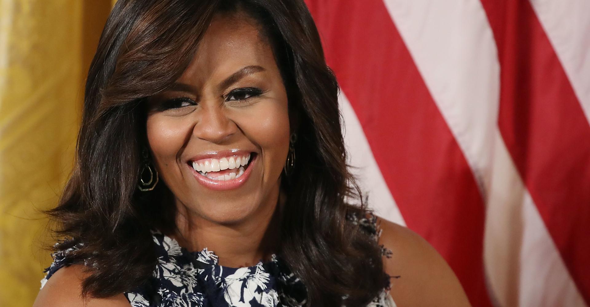 """Michelle Obama aconselha Meghan Markle: """"Não tenha pressa para fazer nada"""""""