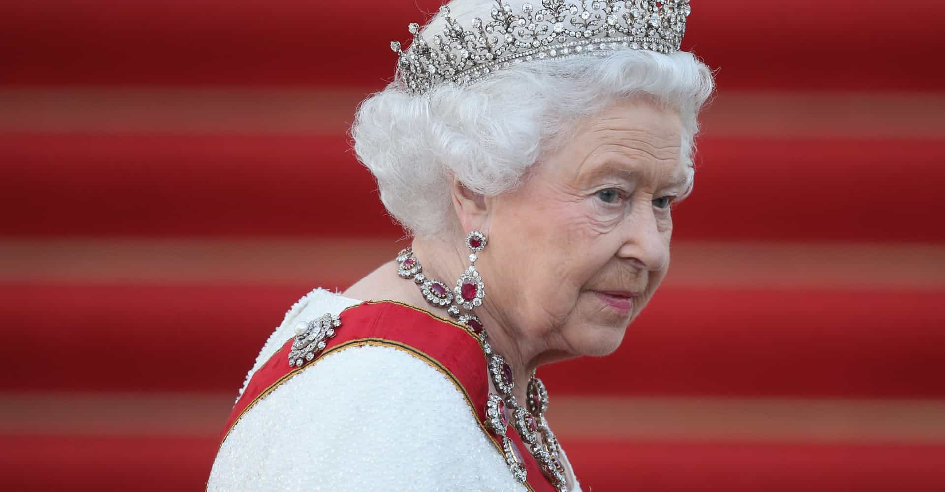 "What does the Queen use instead of the word ""pregnant""?"