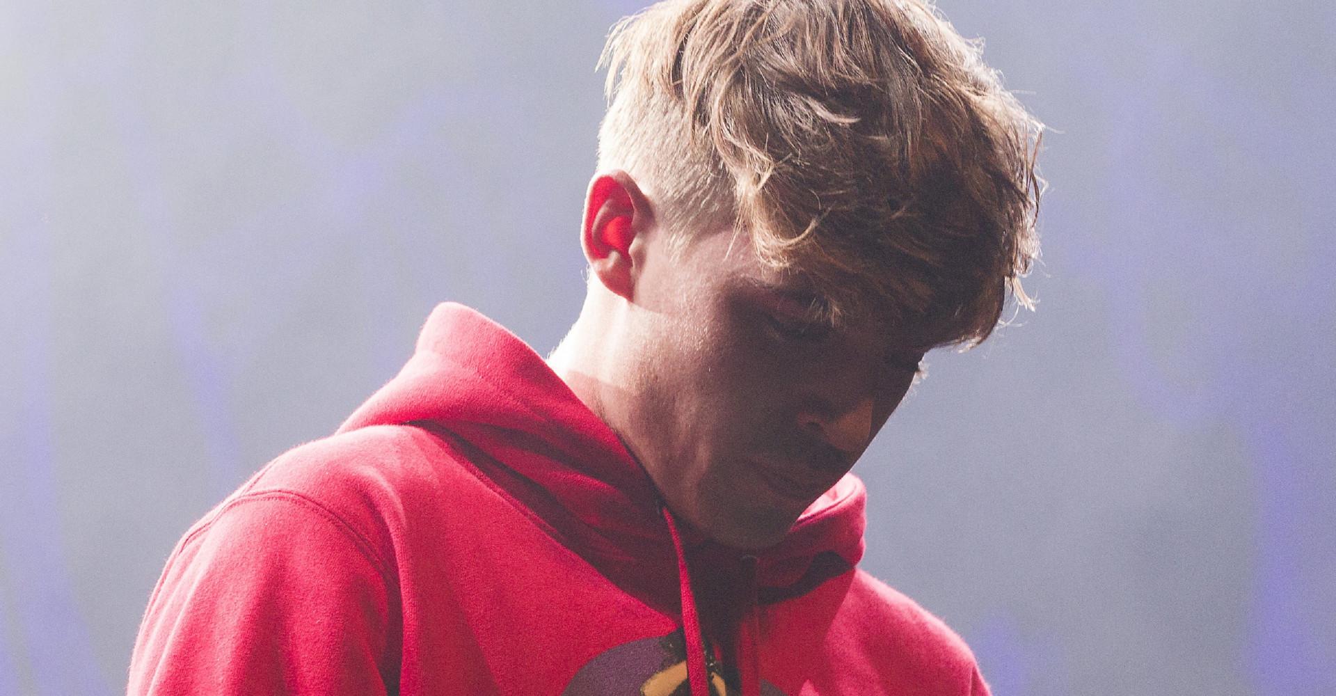 Nederlandse rappers in tranen