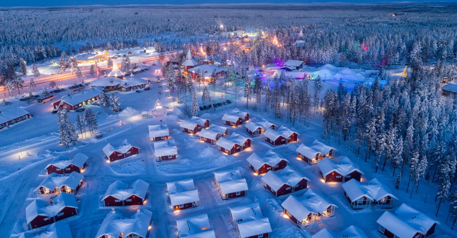 Vier Kerstmis in Lapland: het ultieme winterwonderland!
