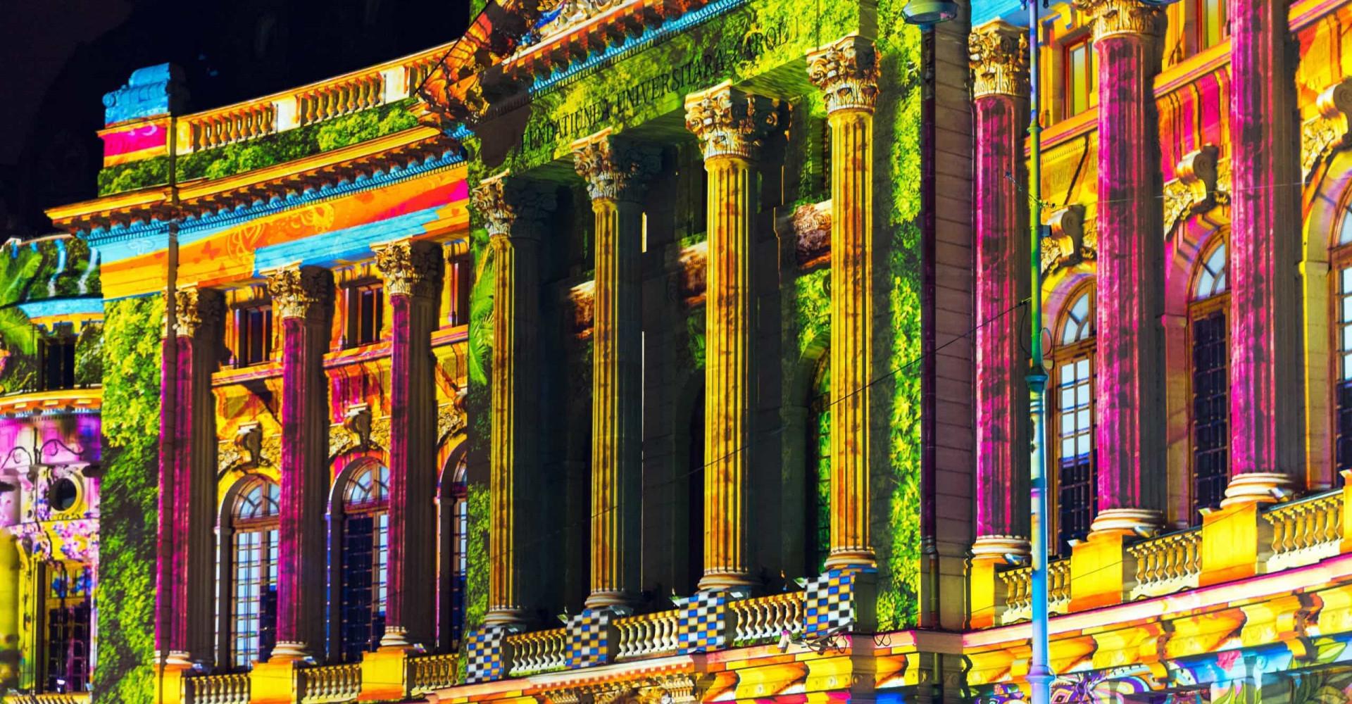 De mest fantastiske lysfestivaler i Europa
