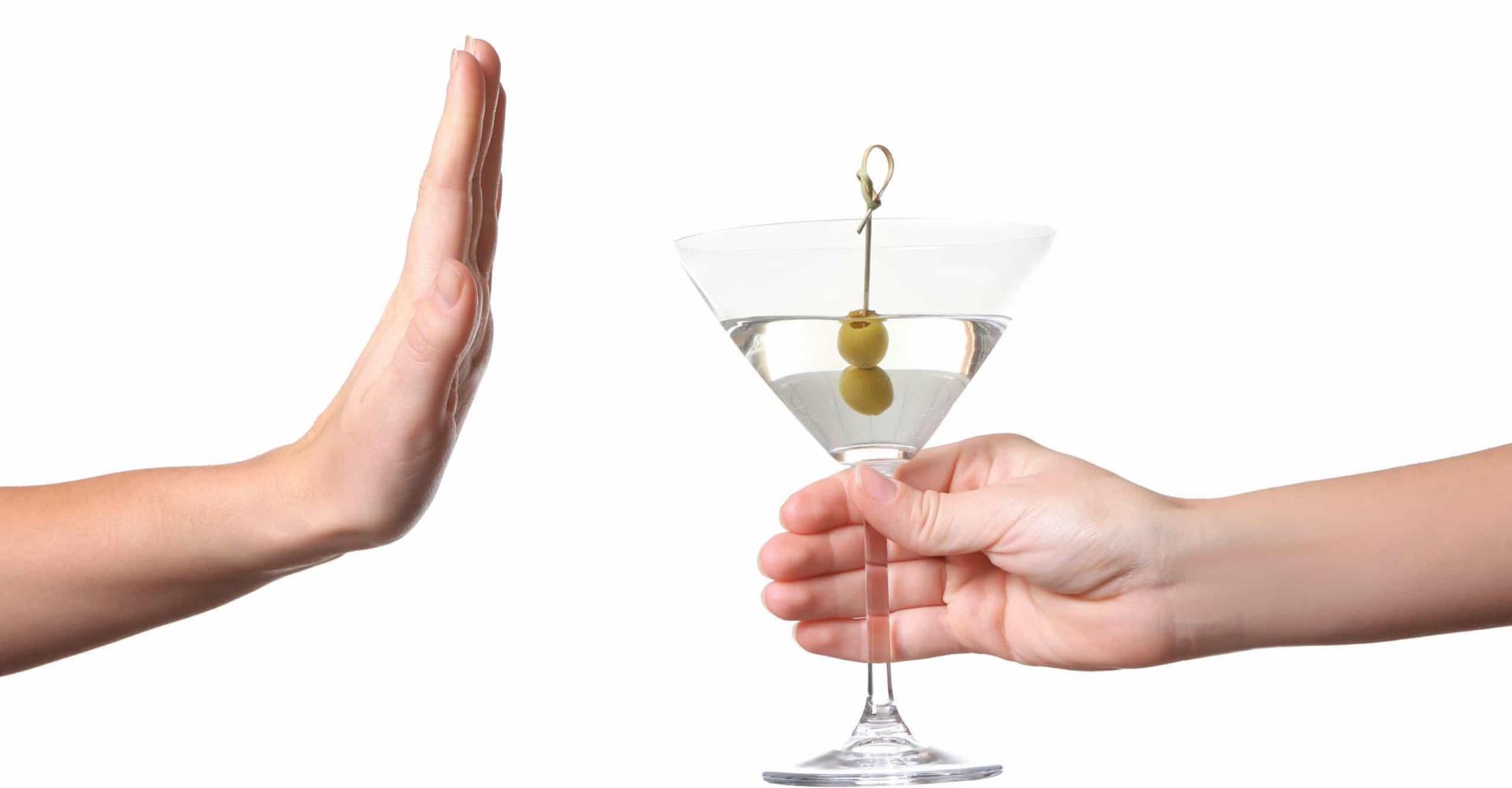 De verrassende bijwerkingen van stoppen met alcohol