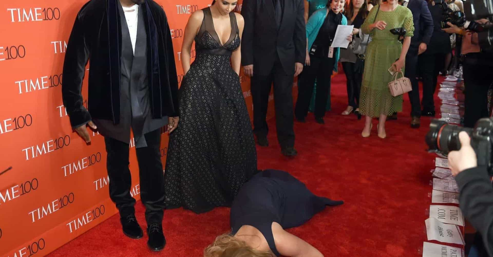 Funny celebrity moments: pranksters on the red carpet