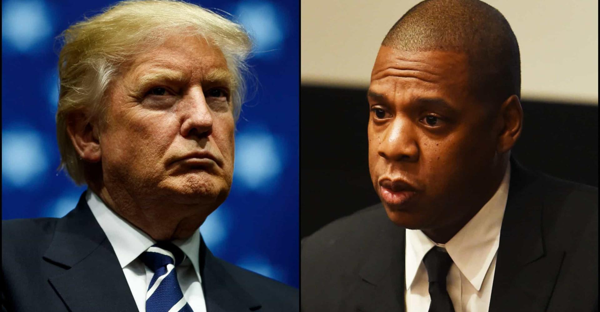 Los '99 problemas' de Jay-Z, ¿se los busca?
