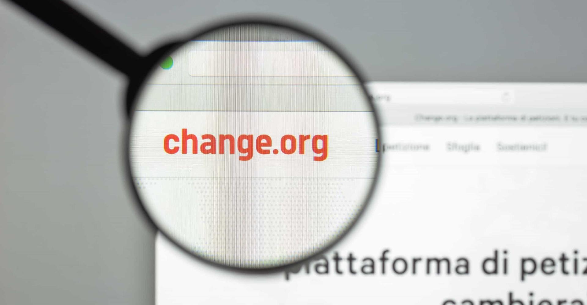 Omituisimmat kansalaisadressit Change.org-sivustolta