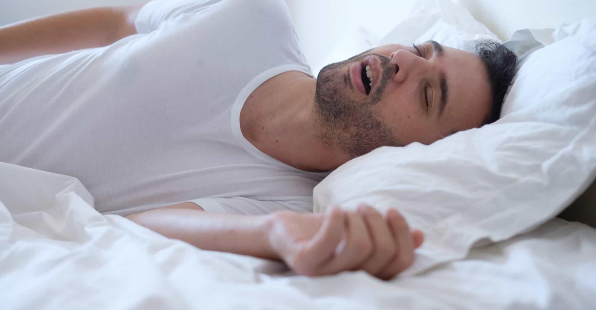 Slechte adem kan wijzen op slaapapneu