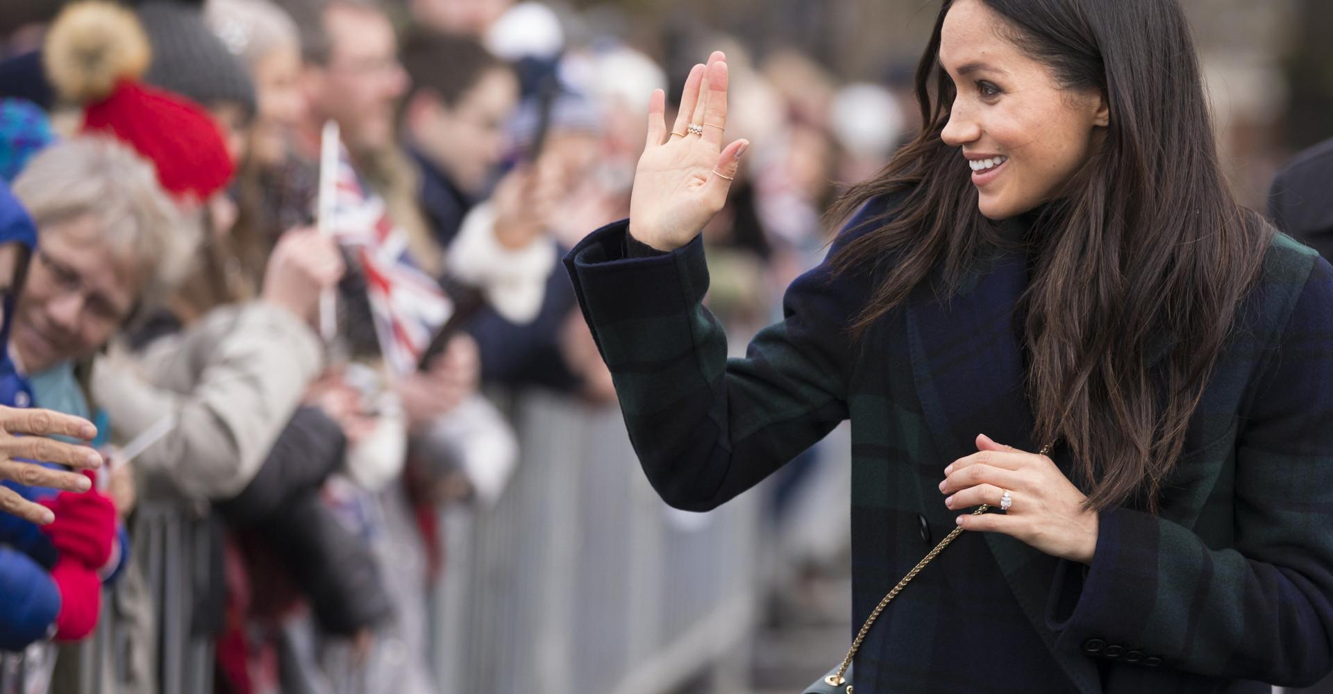 """Meghan Markle a reçu l'ordre de s'habiller de manière plus """"royale"""""""