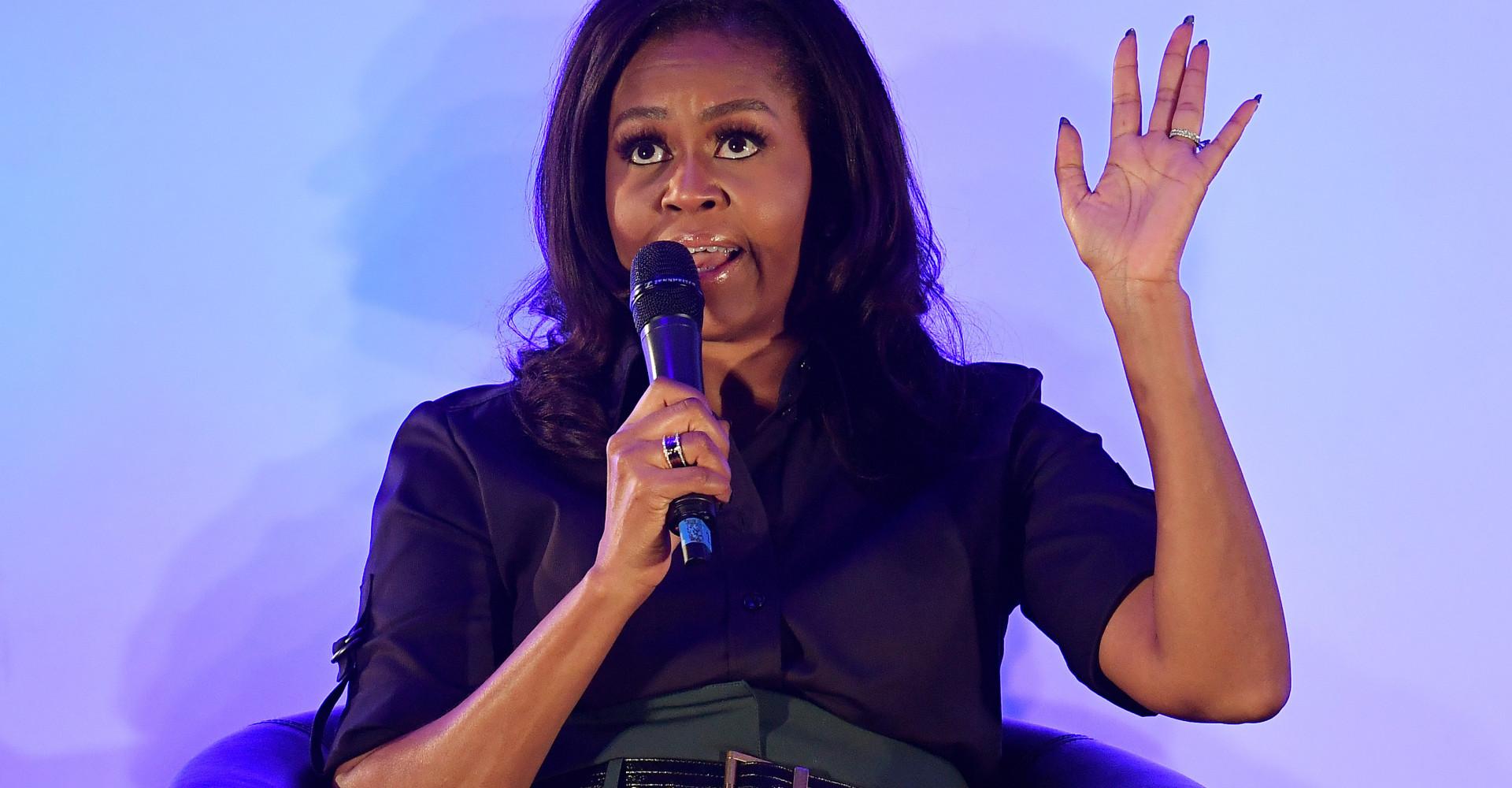 """Michelle Obama consiglia Meghan Markle: """"Non aver fretta di fare tutto subito"""""""