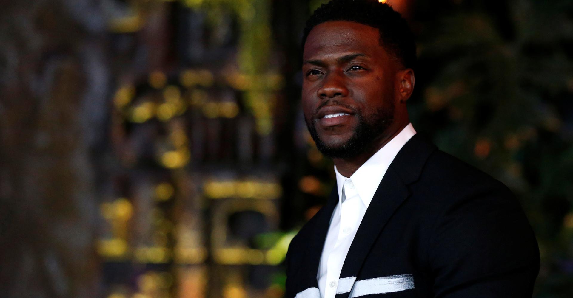 Oscars 2019: l'acteur et humoriste Kevin Hart présentera la cérémonie