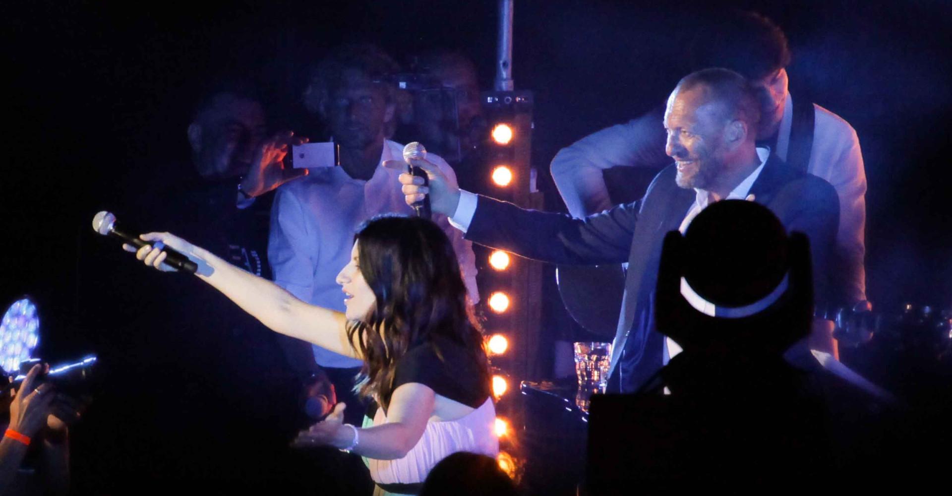 Laura Pausini e Biagio Antonacci in tour: ecco le date e i prezzi