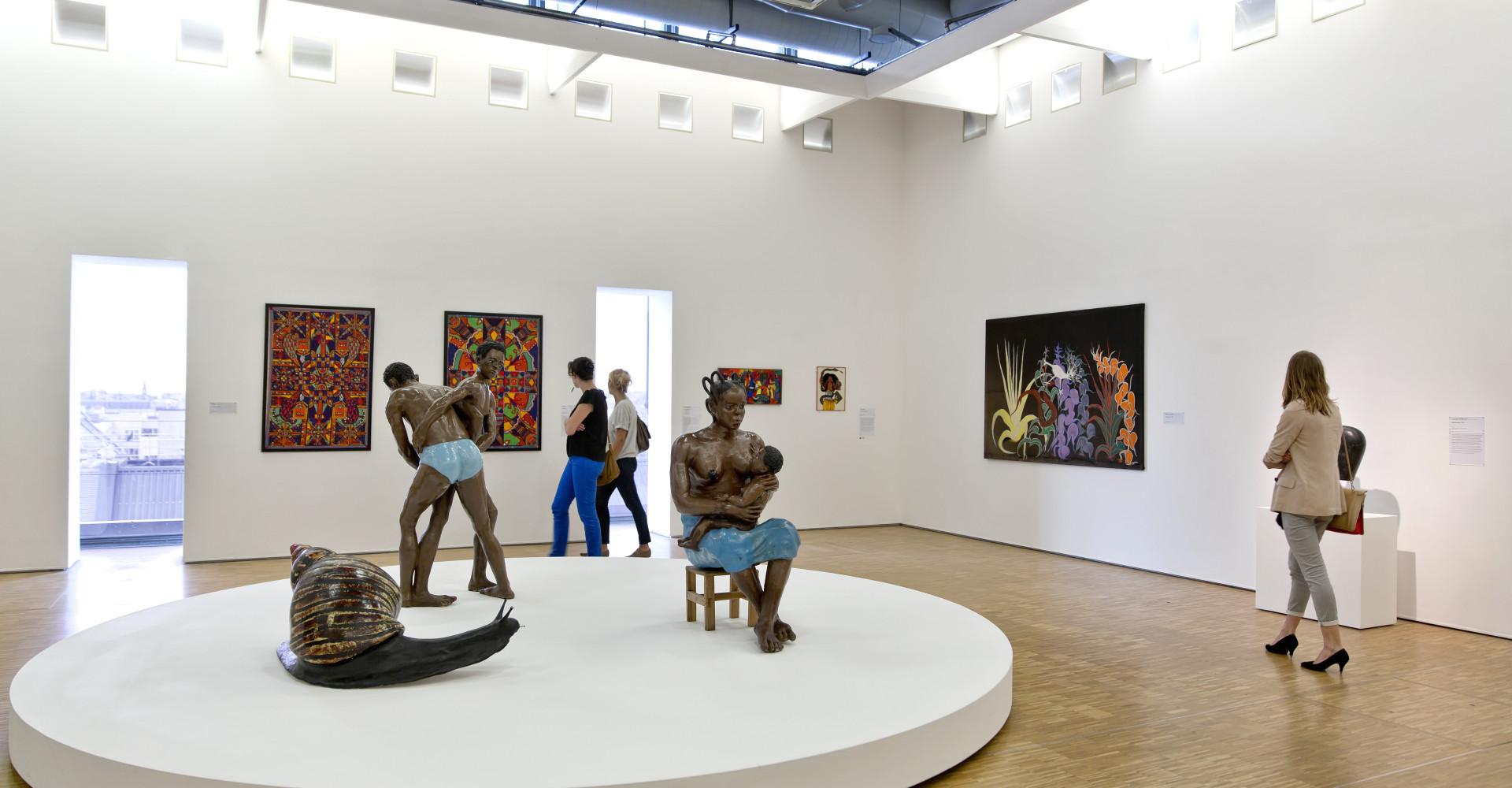 Airbnb propose des visites du centre Pompidou avant son ouverture