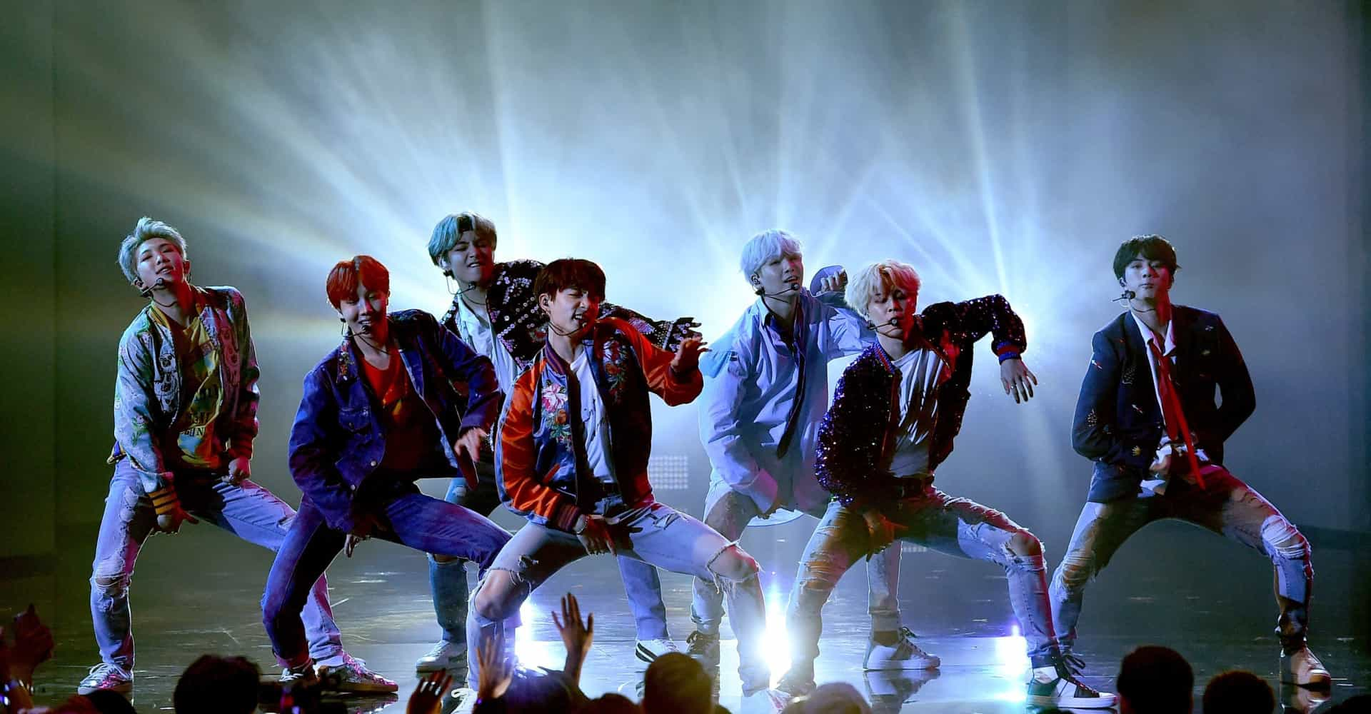 BTS is more popular than planet Earth, TIME poll says