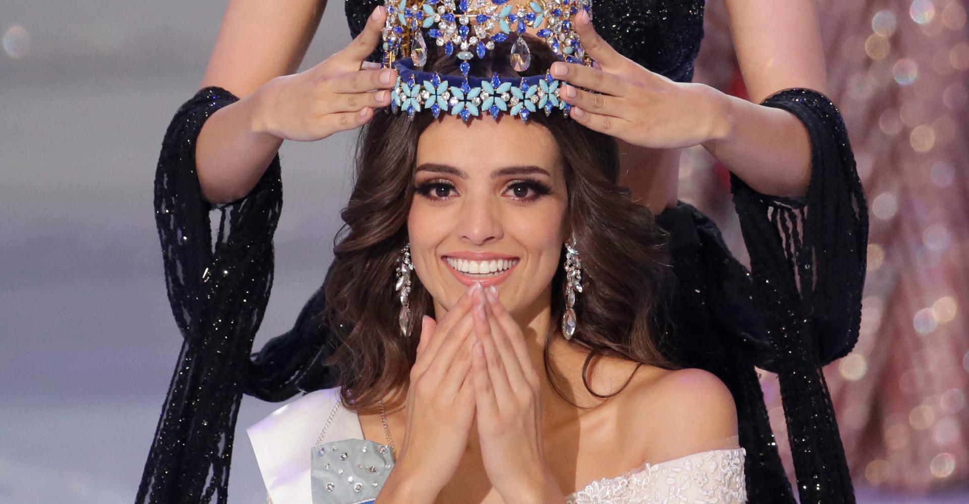 México gana por primera vez el título de Miss Mundo