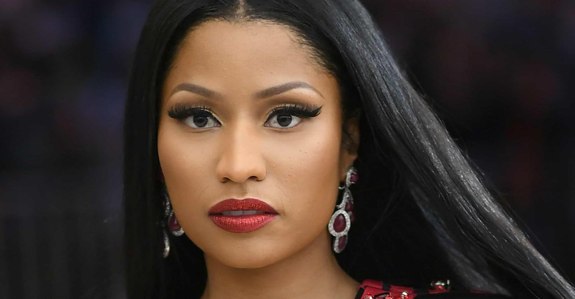 Nicki Minaj's new beau isn't just a sex offender