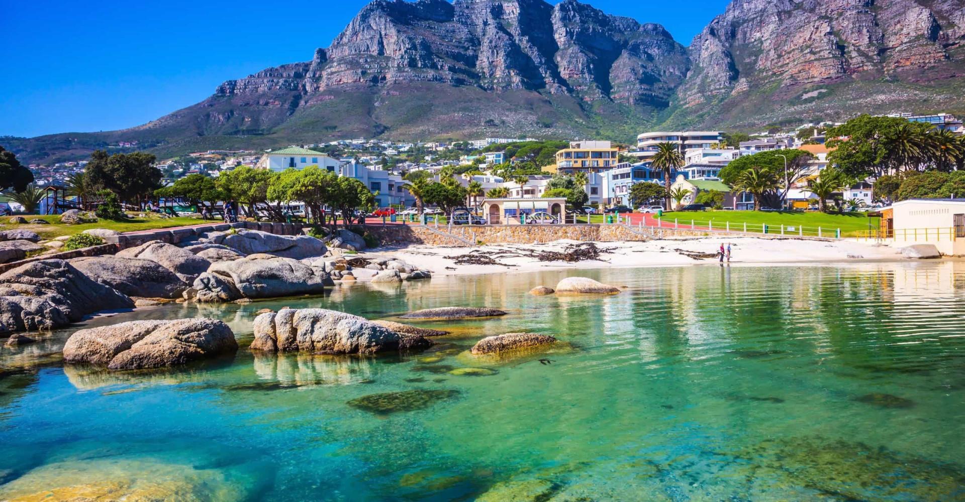 Utforsk vakre Sør-Afrika