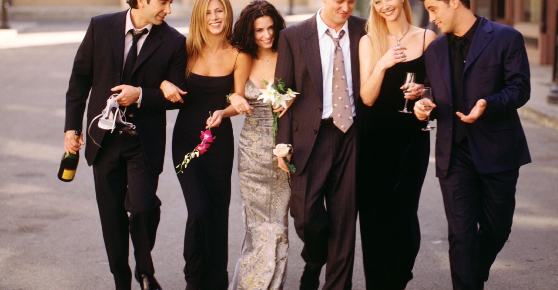 Jennifer Aniston reveals who shot down 'Friends' revival
