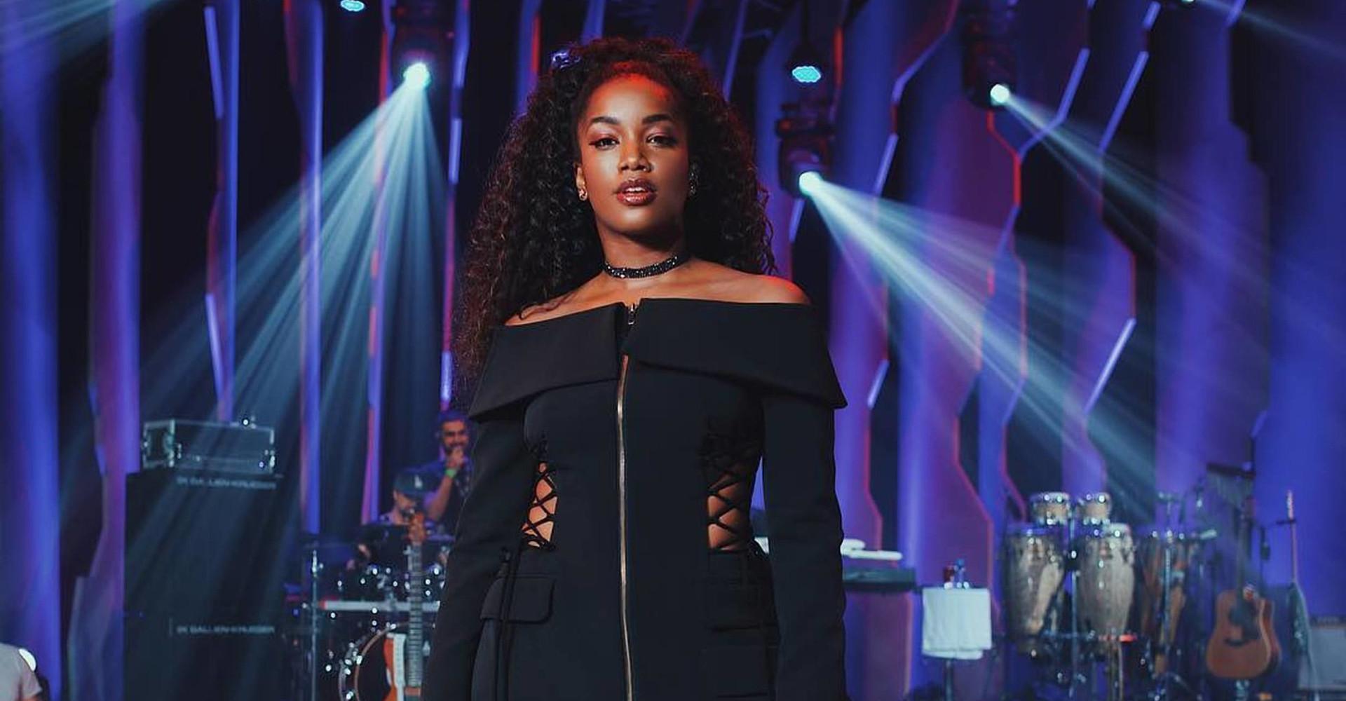 Cantora Iza é confirmada no 'Música Boa Ao Vivo' para 2019