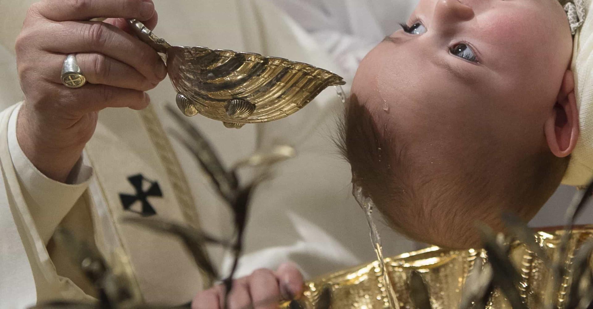 Des baptêmes dans toute leur splendeur