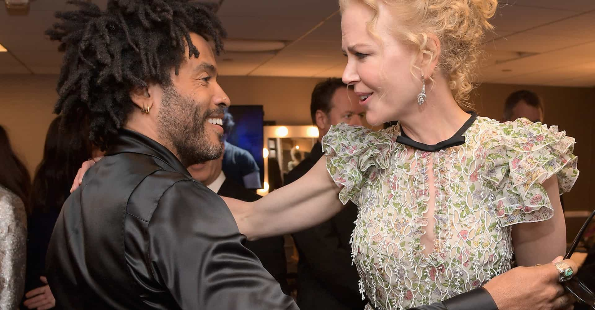 Lenny Kravitz Talks Daughter And Ex Fiancee Working Together