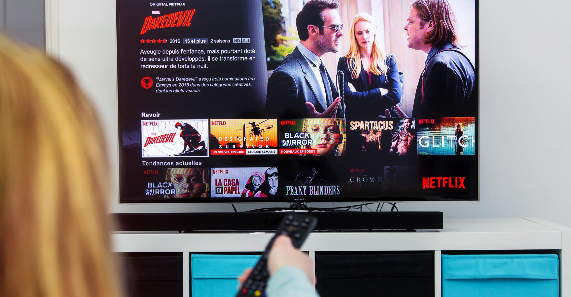Here are Netflix's most-binged originals of 2018