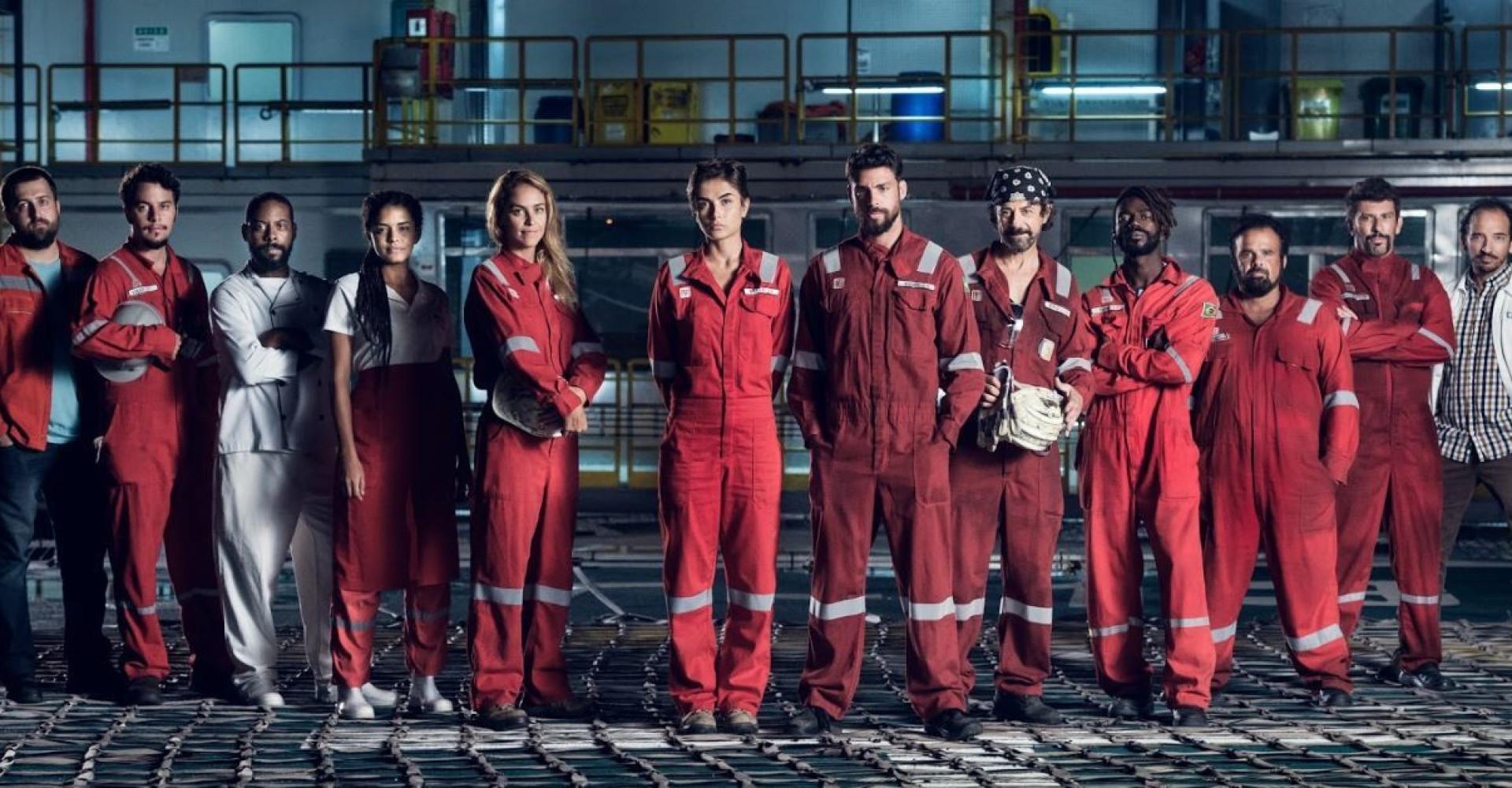 Globo decide exibir primeira temporada de 'Ilha de Ferro' na TV aberta