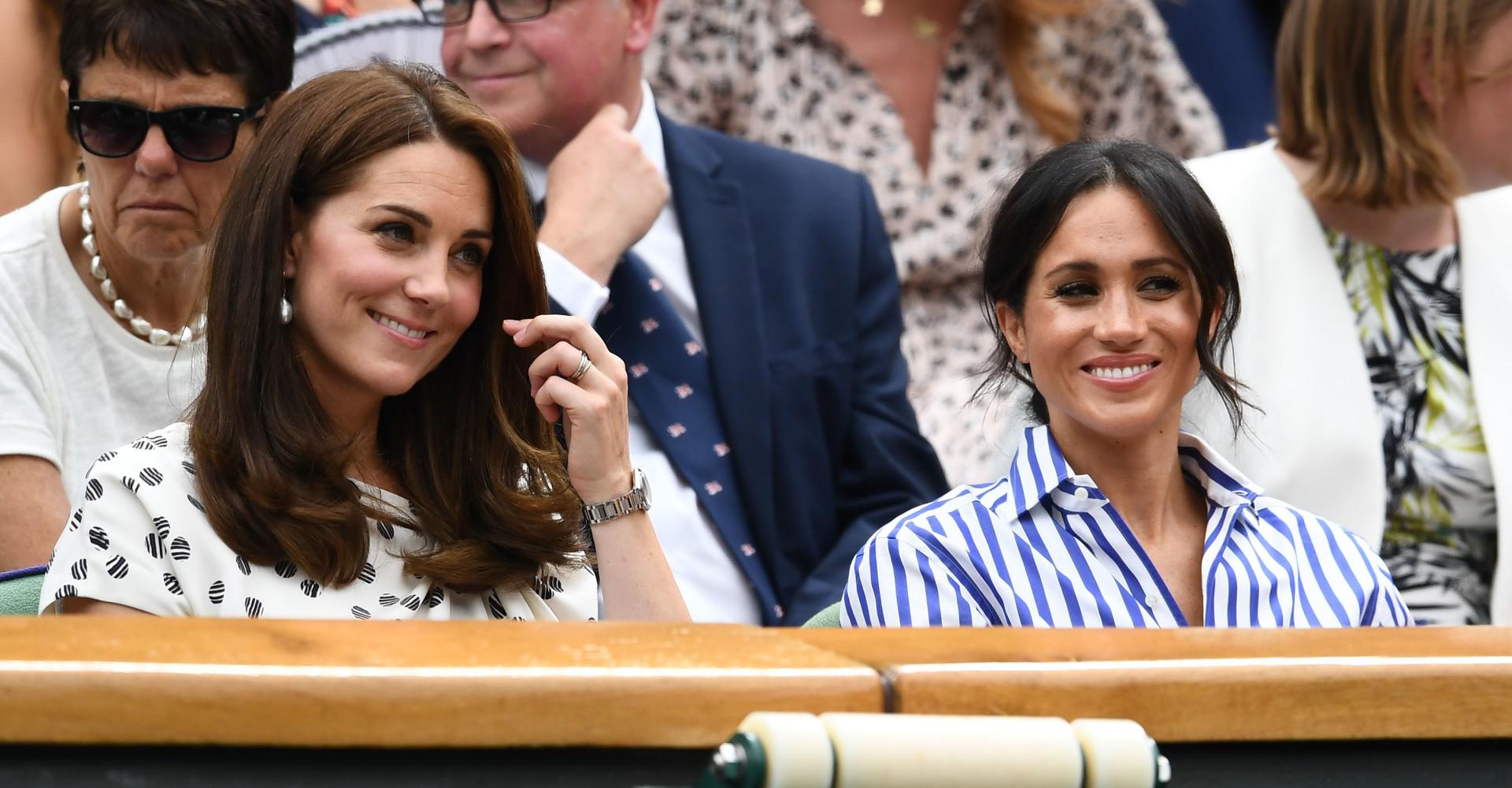 Rainha Elizabeth quer 'obrigar' Kate e Meghan passarem o Natal juntas