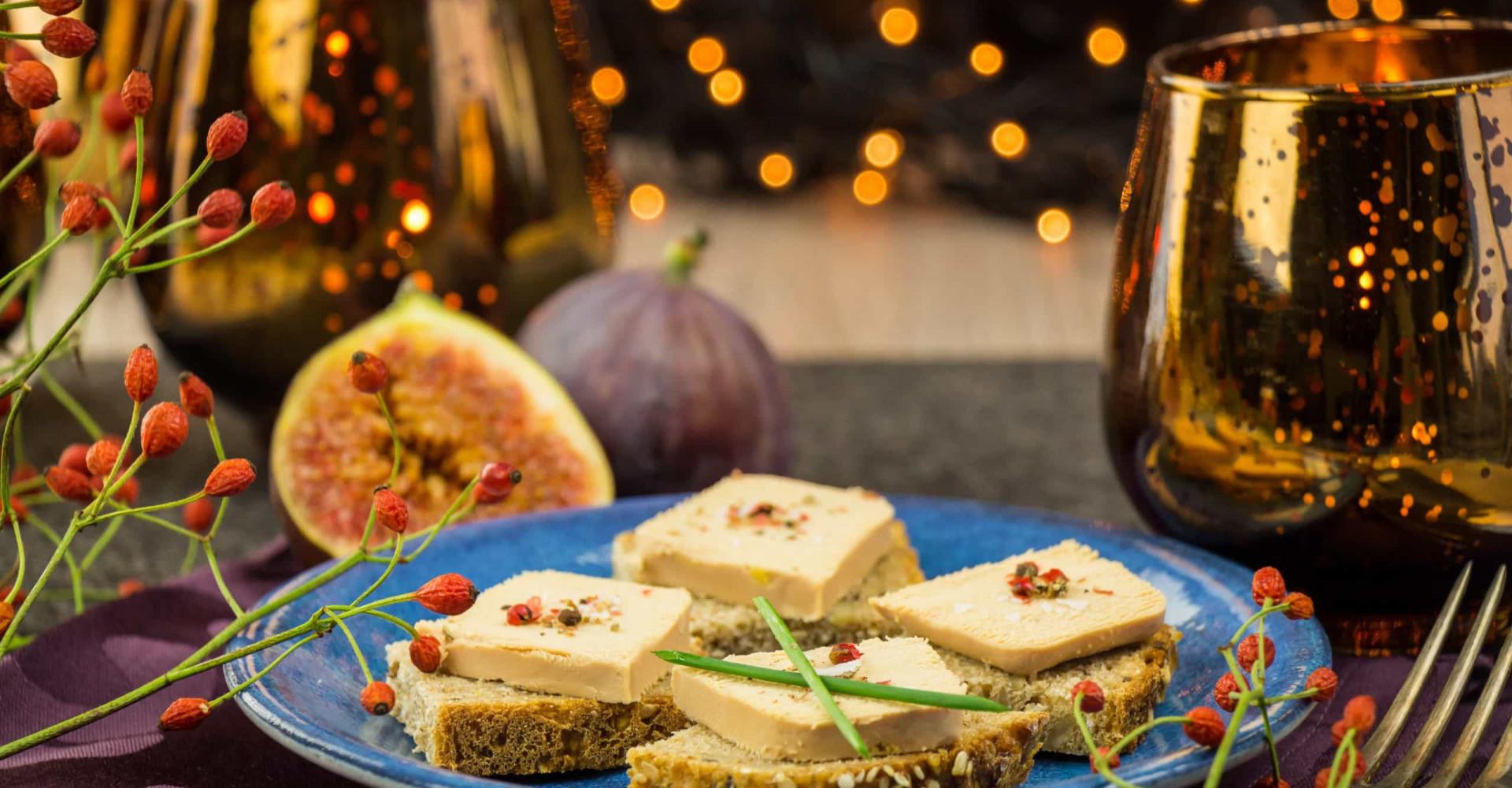 Repas de fêtes: invitez la France dans votre assiette!