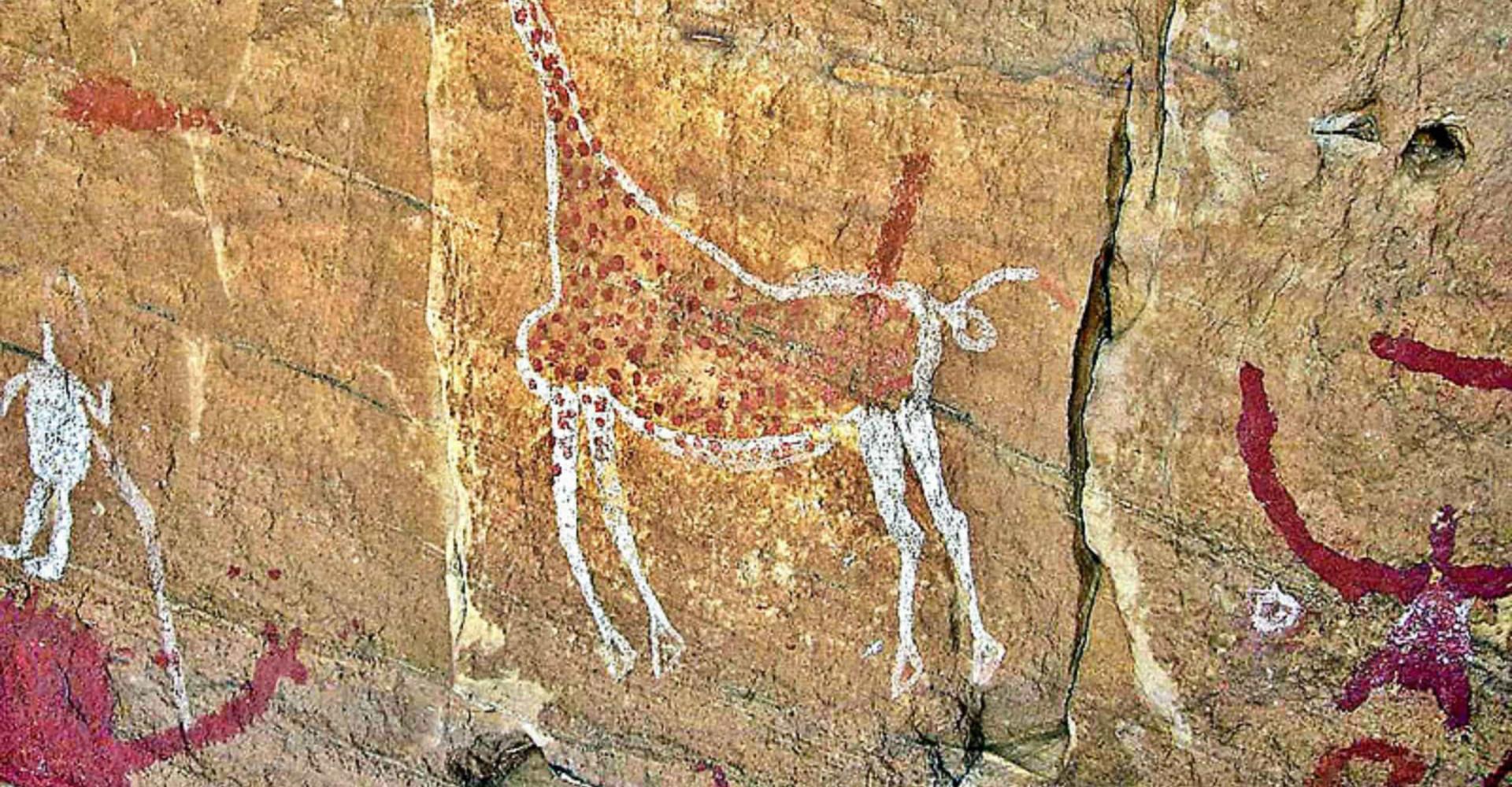 Upeat luolamaalaukset ja kalliopiirustukset, jotka on nähtävä