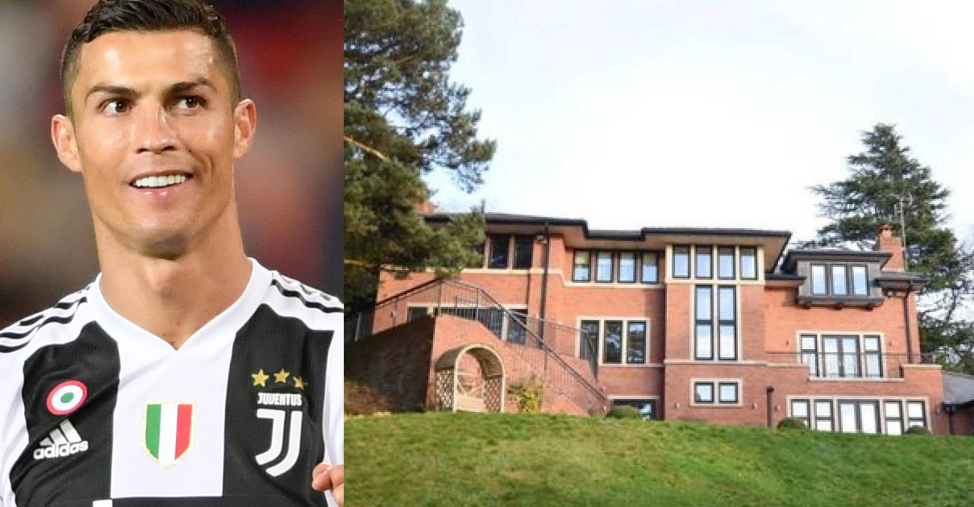 Cristiano Ronaldo coloca mansão em Manchester à venda por R$ 16 milhões