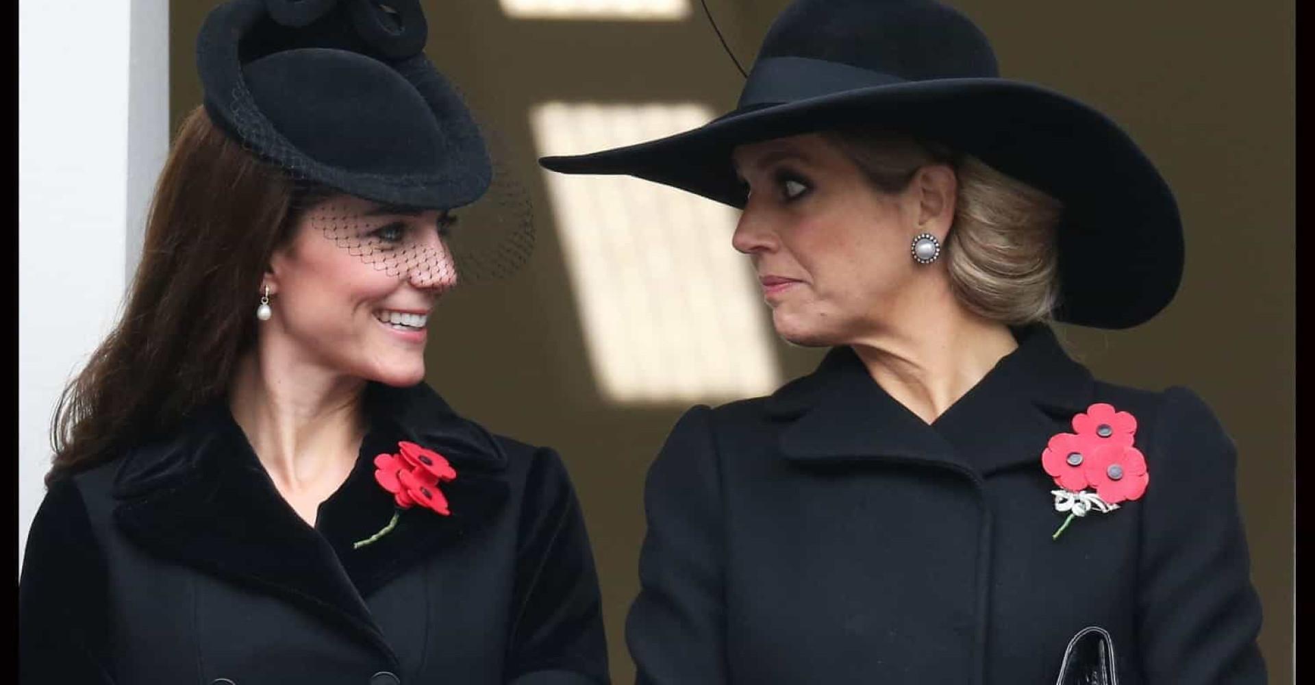 Royals: Máxima versus Kate