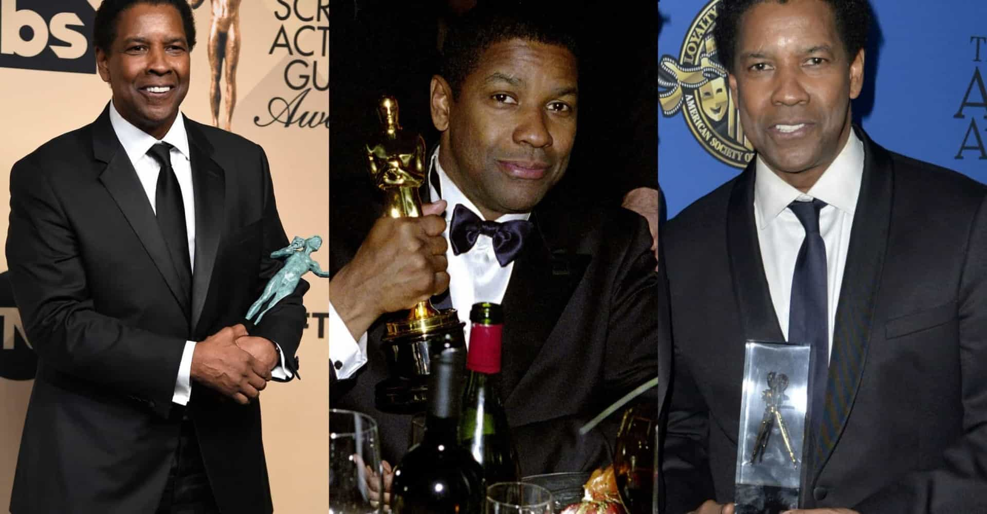 Denzel Washington: nominations et victoires