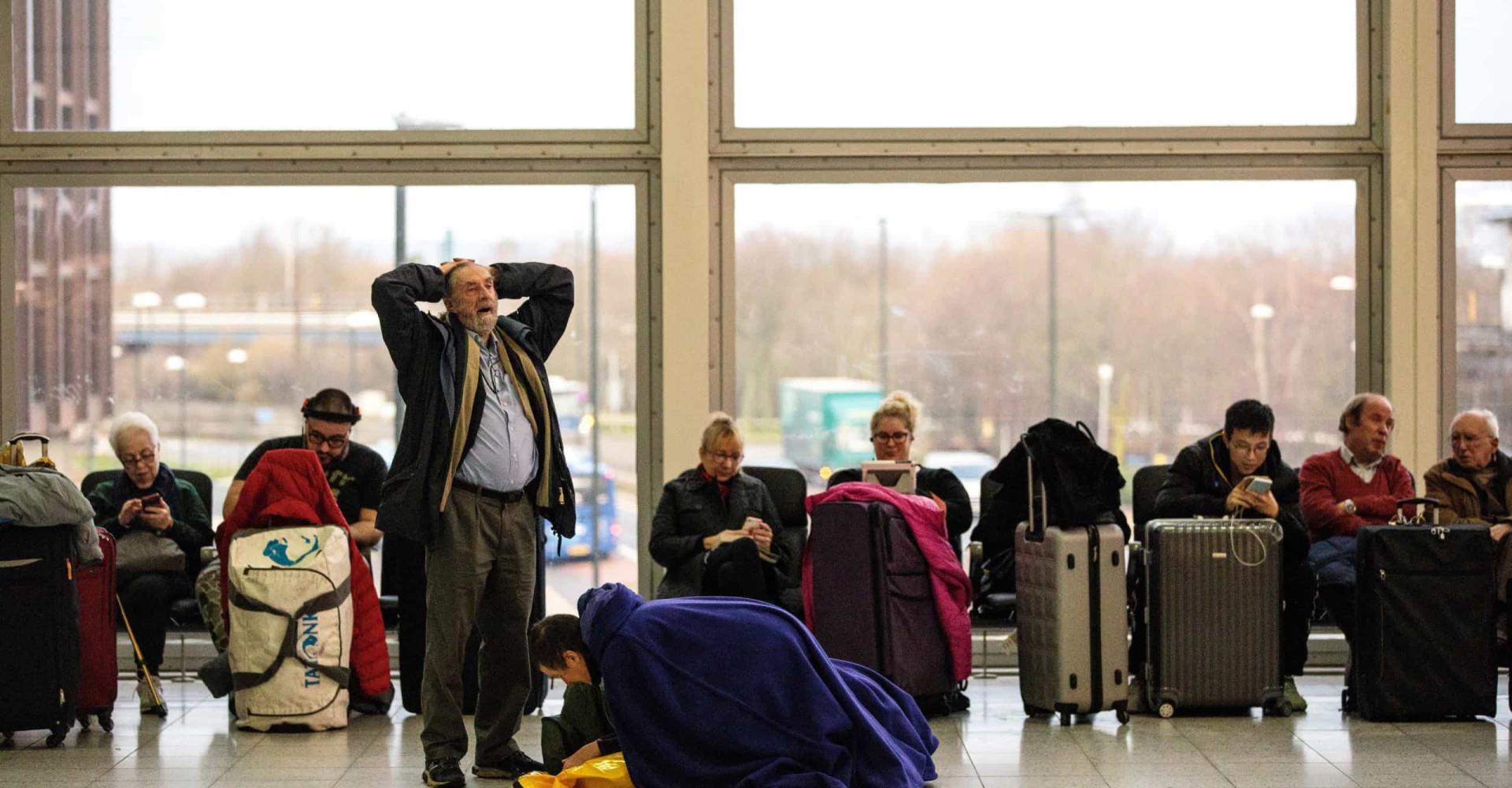 Las experiencias más extrañas vividas en aeropuertos