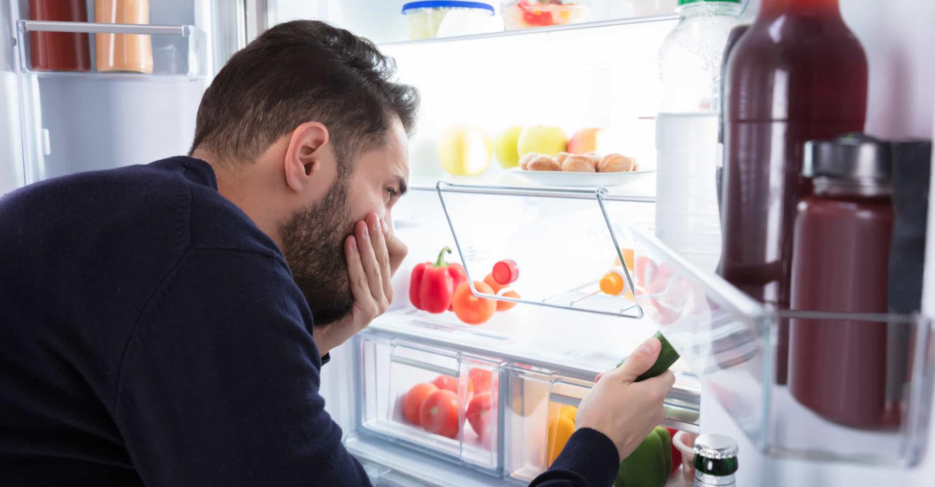 Hiermee verdwijnt de vieze geur uit je koelkast