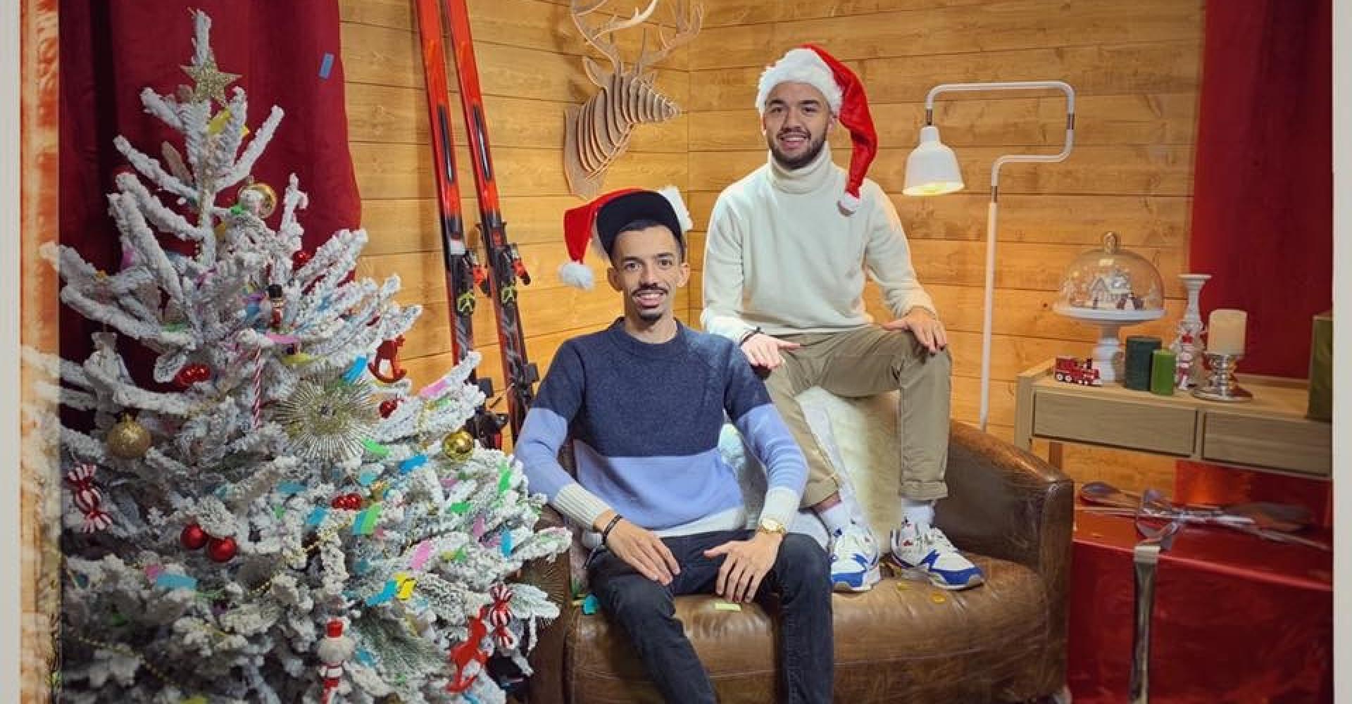 Noël 2018: ce qu'ont partagé les stars sur les réseaux sociaux