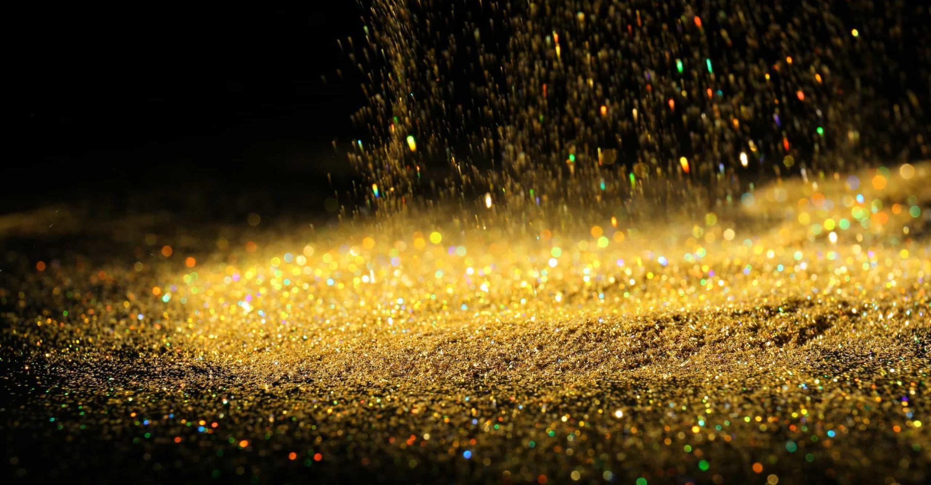 The Surprisingly Dark Story Of Glitter