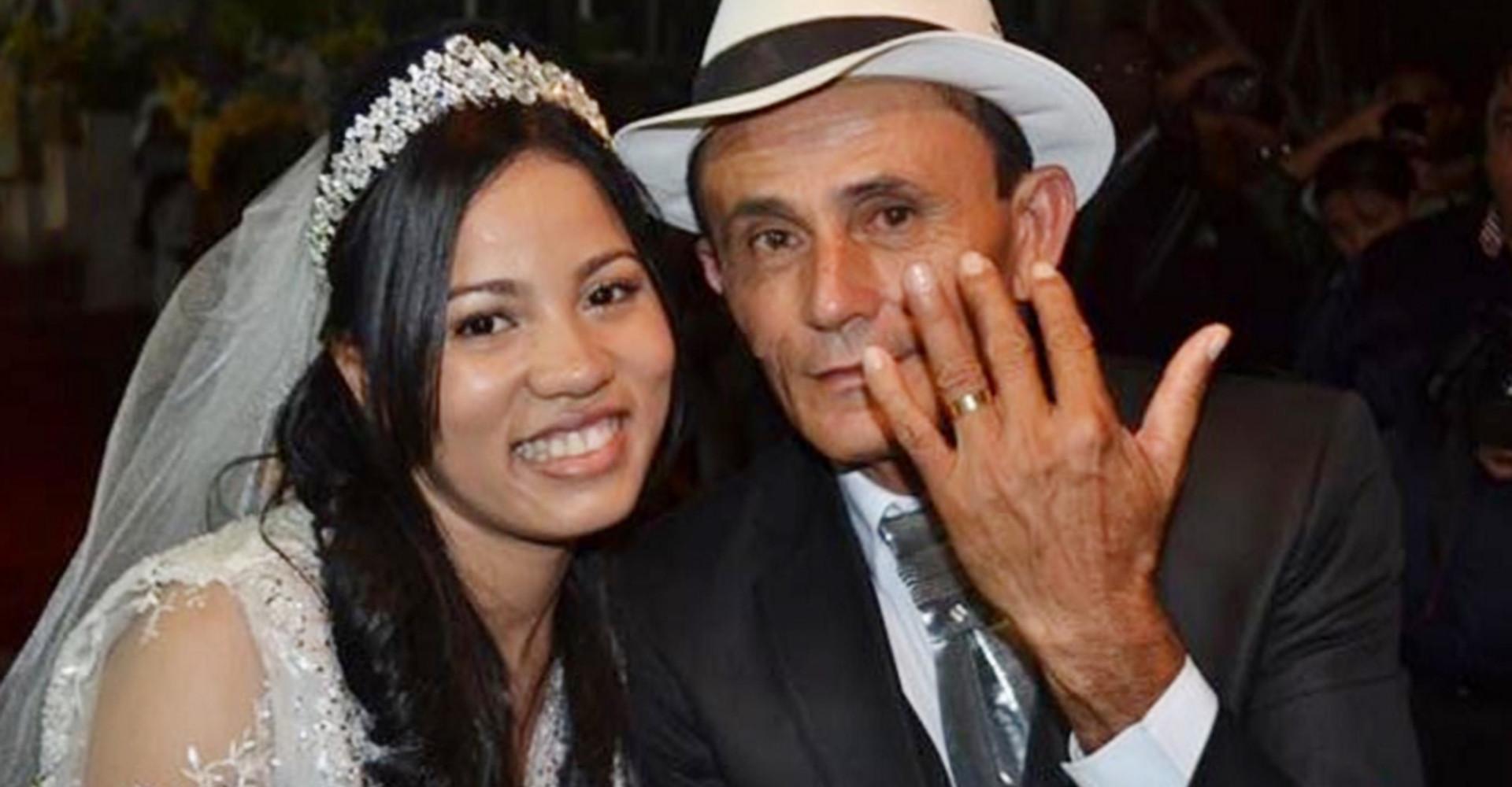 Sthefany Absoluta se separa e ex-marido acusa cantora de ter dado golpe