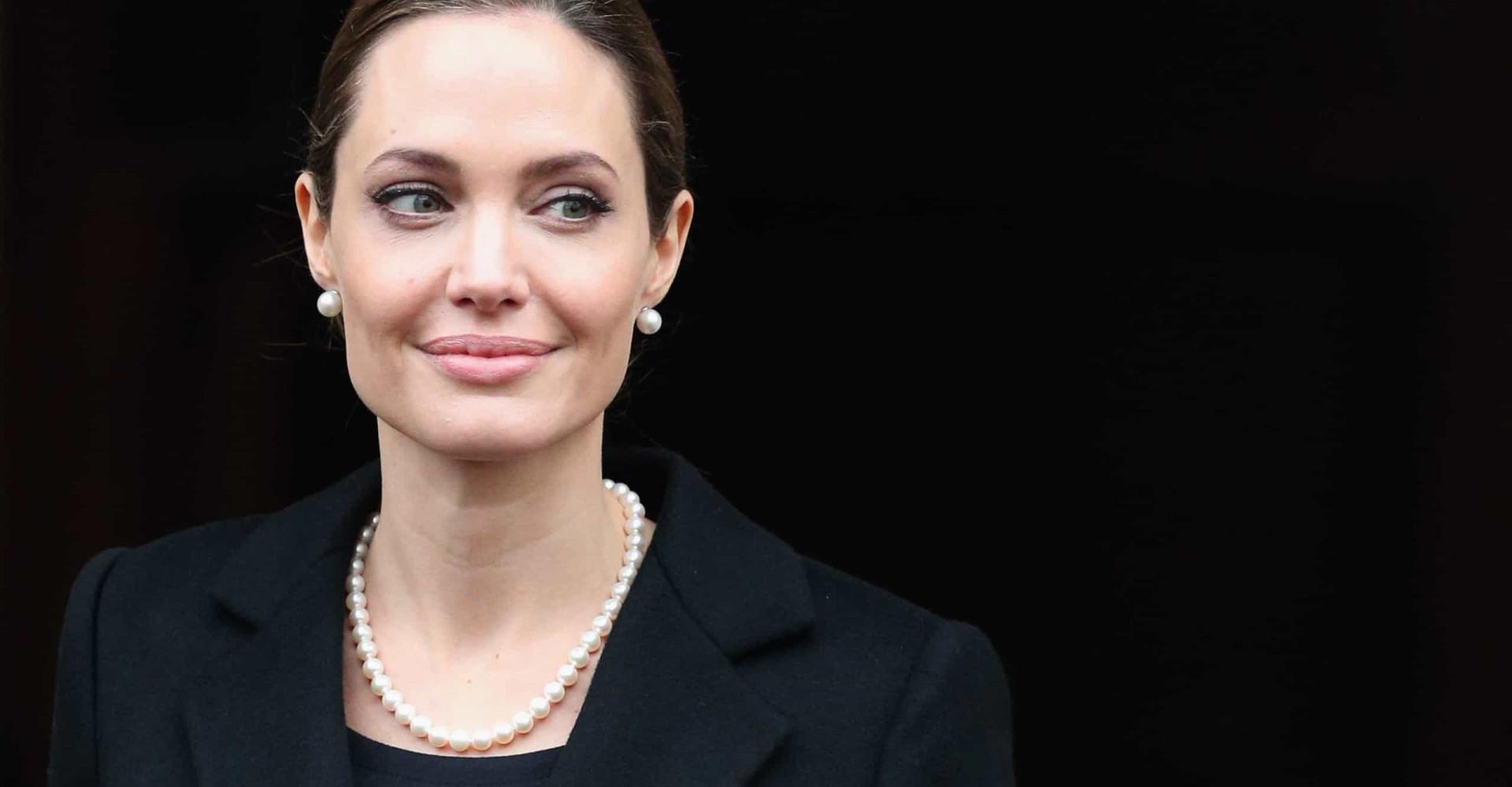 Angelina Jolie 2020?: her political career so far
