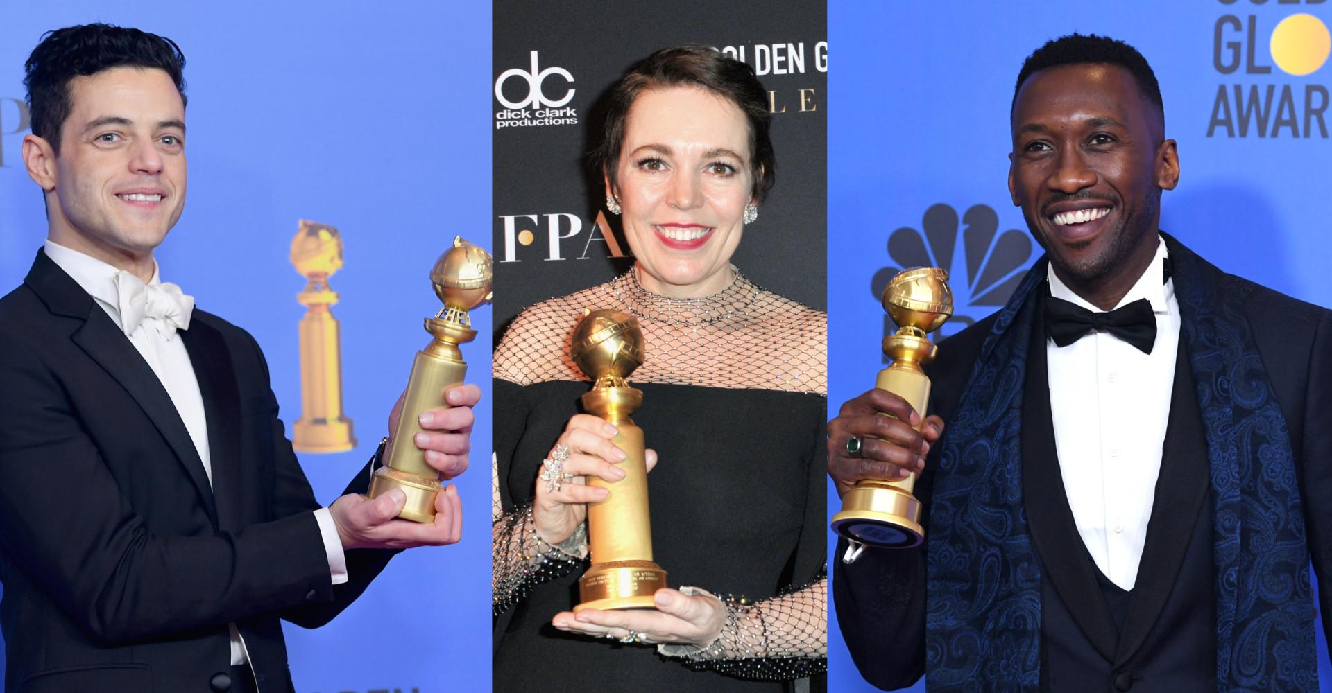 Golden Globe -pystit jaettiin! Voittajien joukossa oli useita HLBT-yhteisön jäseniä