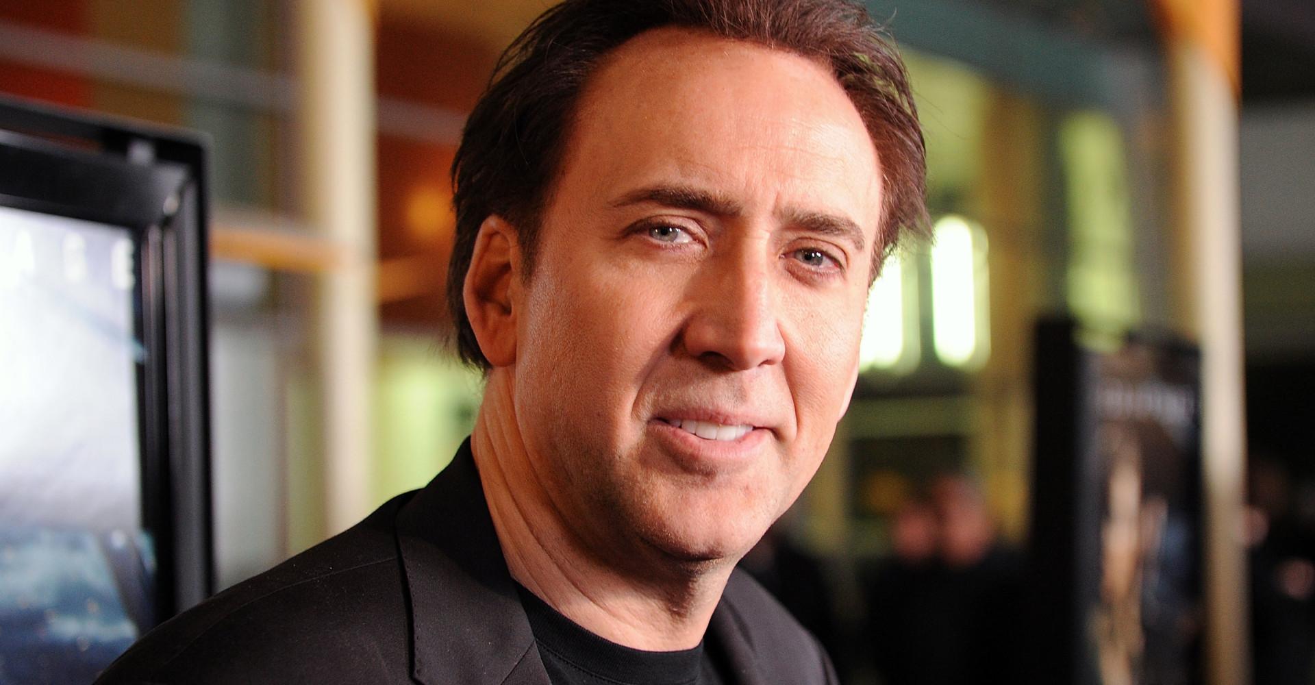 Nicolas Cage diz que pediu anulação de casamento por estar embriagado