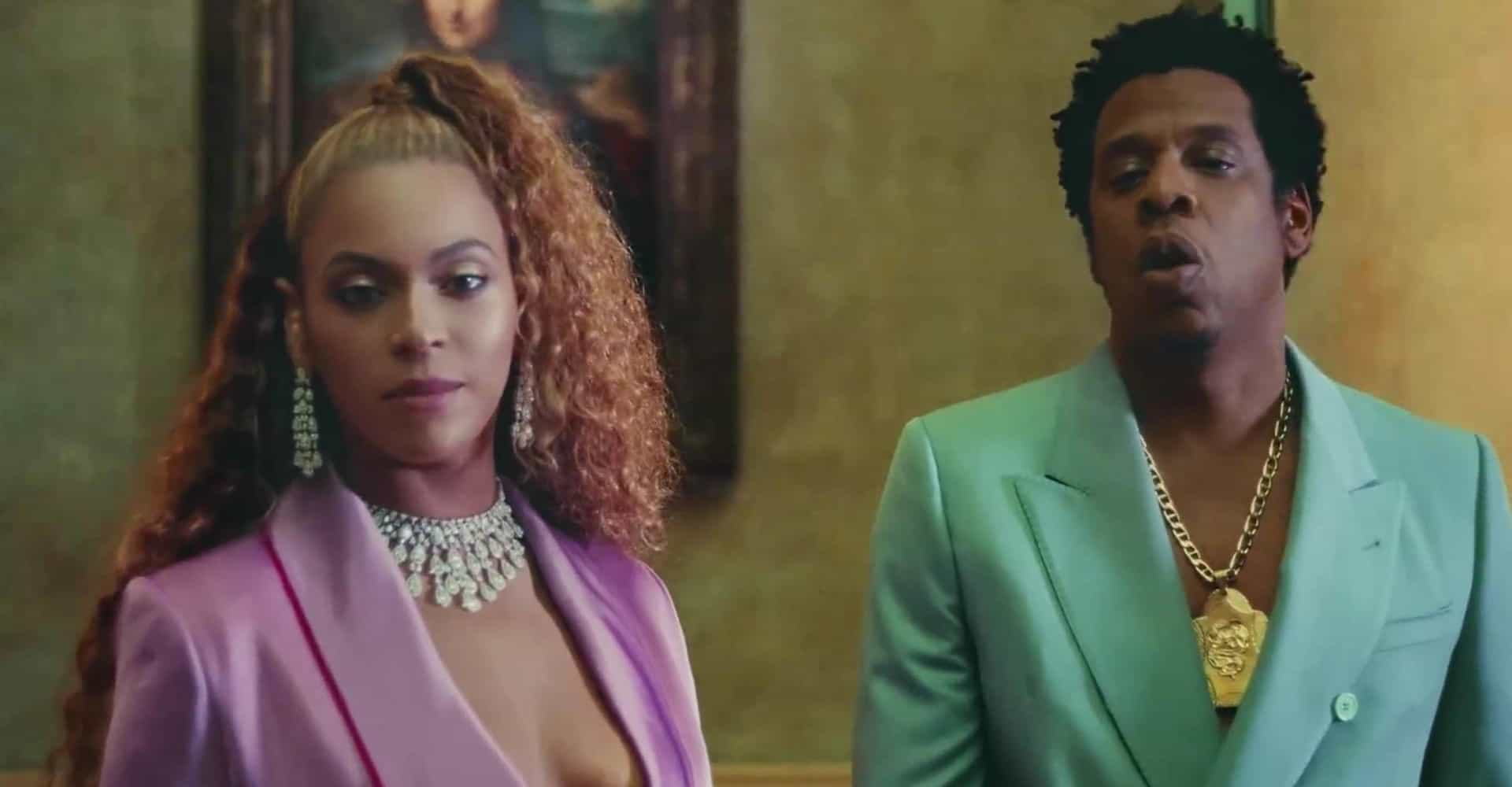 Beyoncé and Jay-Z helped the Louvre break a world record