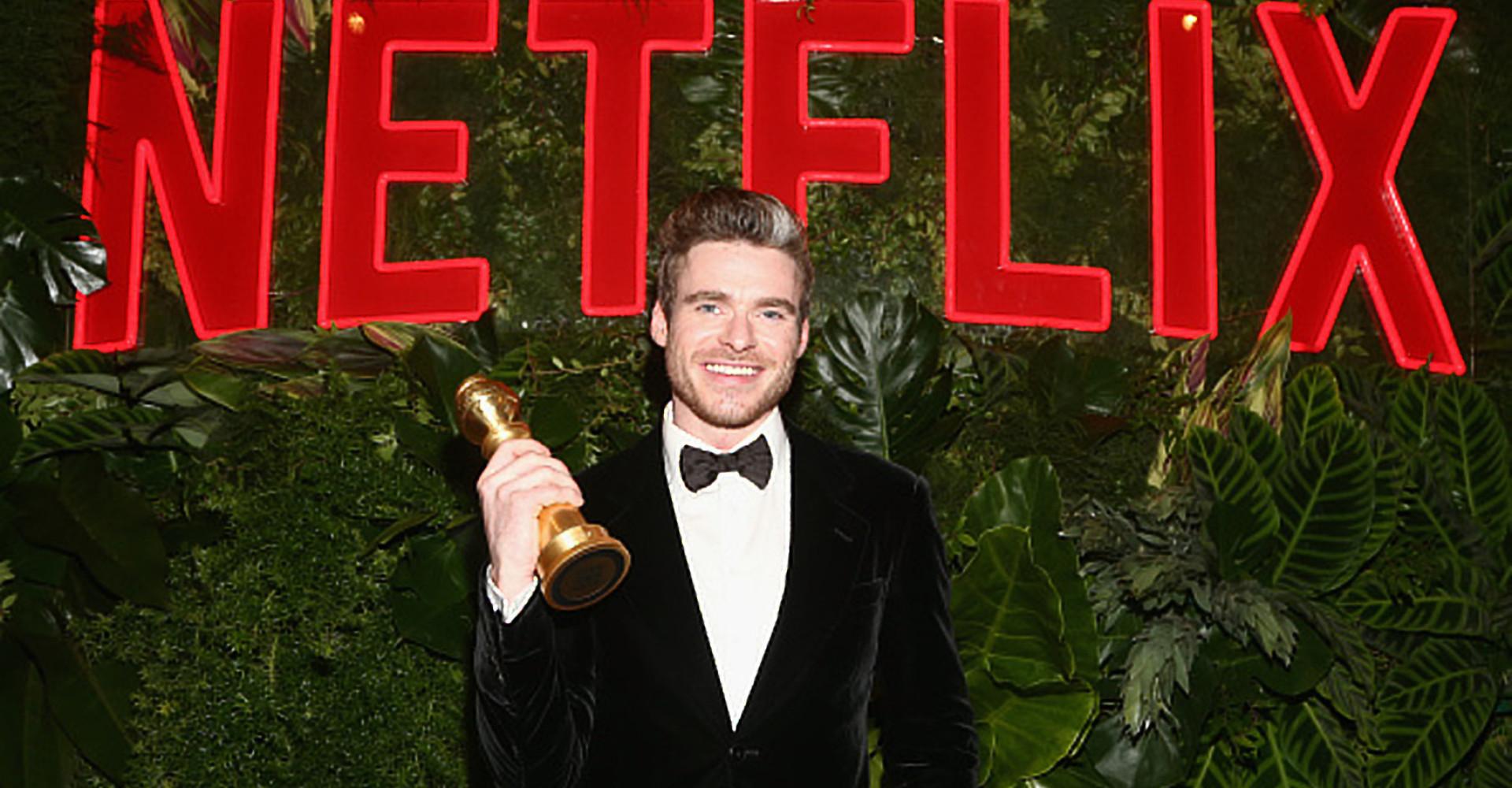Deze Netflix films en series kregen een Golden Globe
