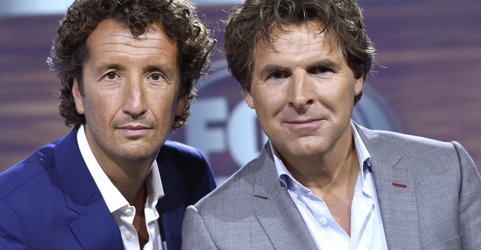Spraakmakende sportpresentatoren van Nederland