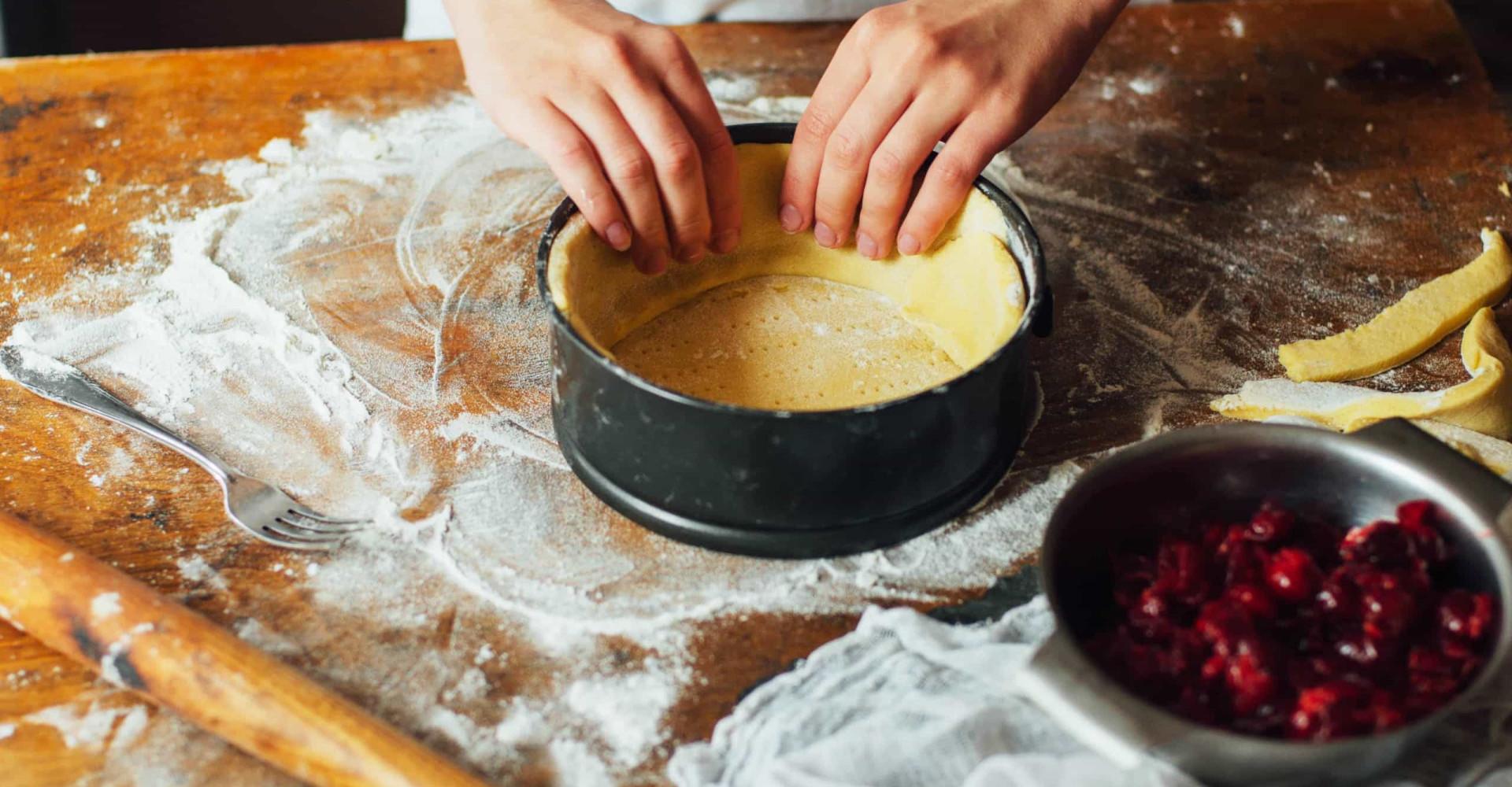 Waarom bakken gelukkig maakt