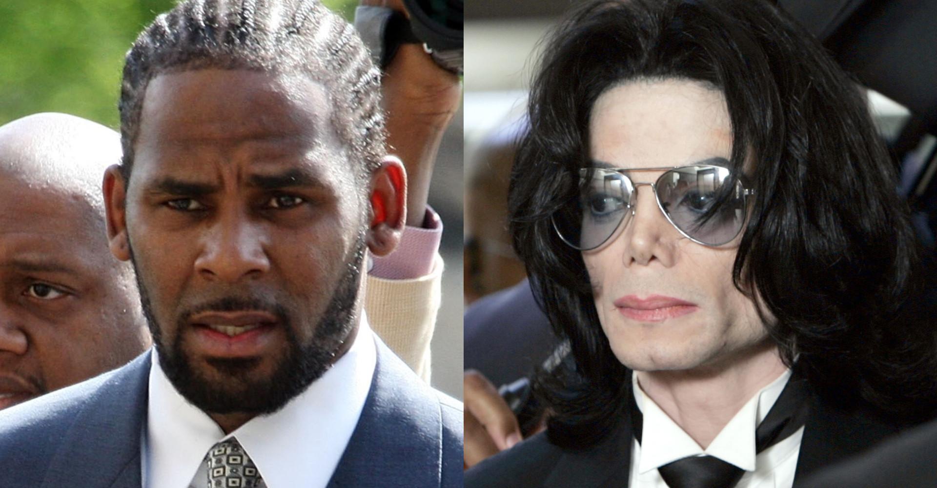 Ne-Yo thinks we should mute R. Kelly, but not Michael Jackson