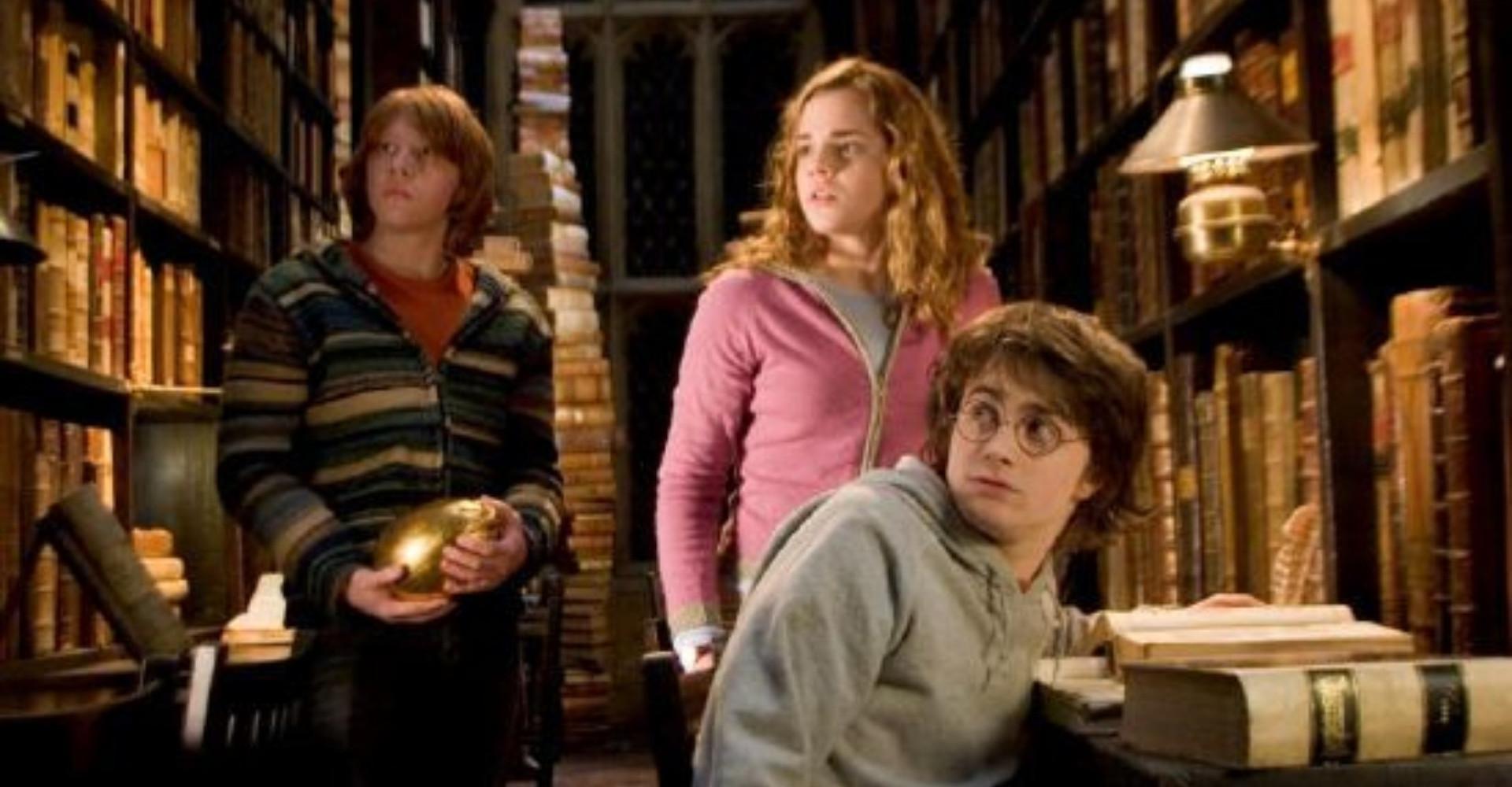 Harry Potter sauve... une librairie