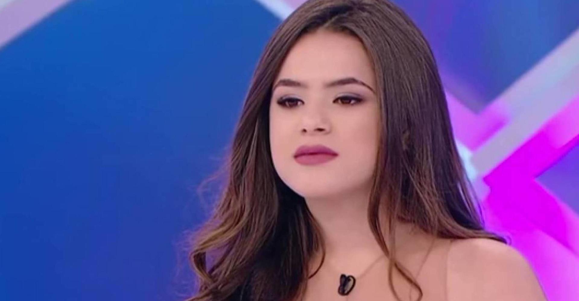 """Maísa Silva sofre assédio em rede social e rebate autor: """"Velho nojento"""""""