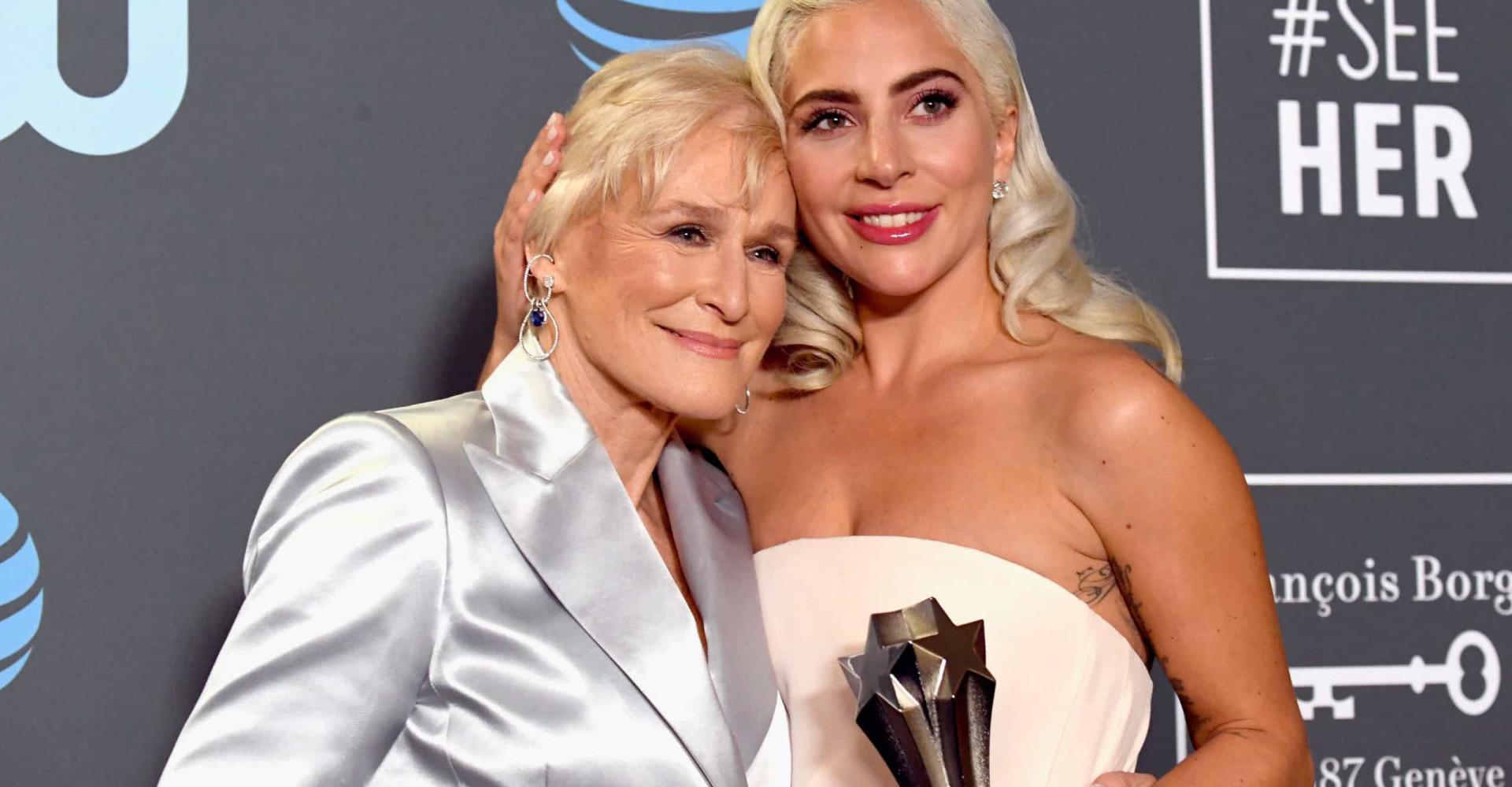 Award show ties: celebs who share trophies