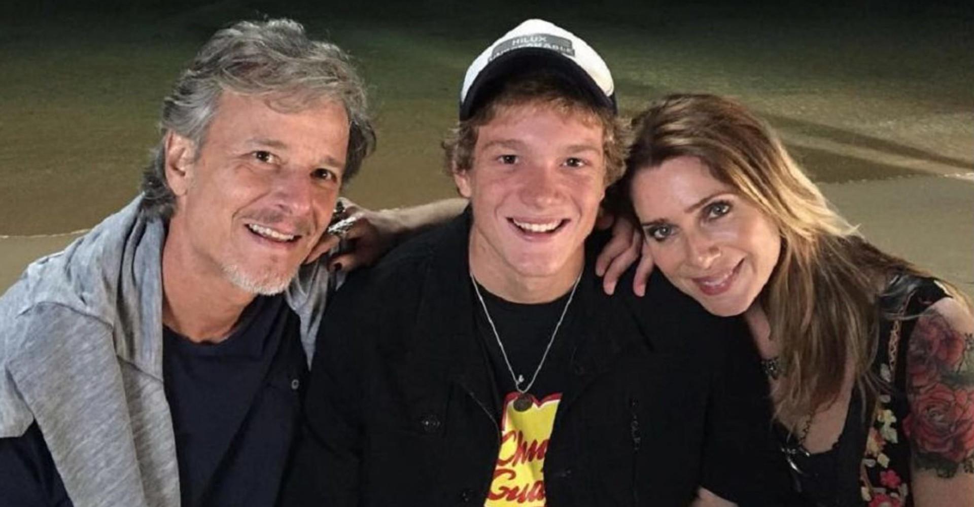 Filho de Letícia Spiller e Marcello Novaes será protagonista da nova 'Malhação'