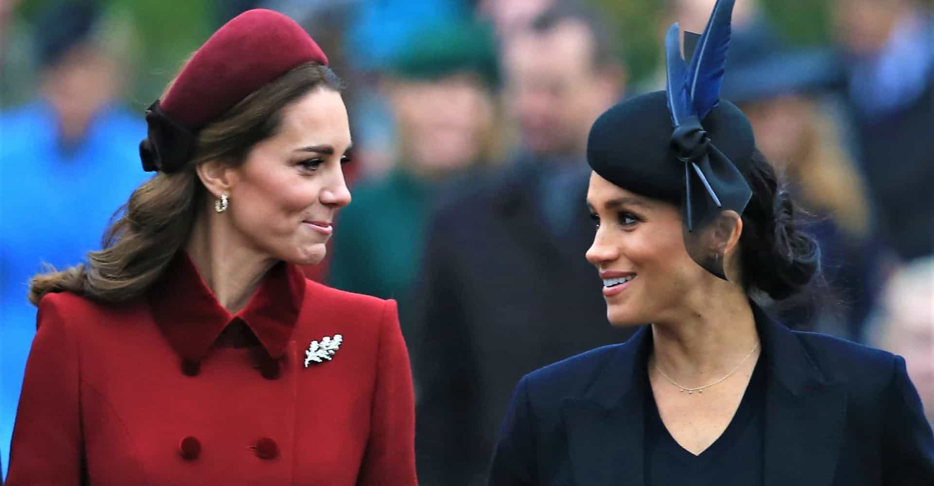 Meghan vs Kate: kumpi herttuattarista on suosikkisi?